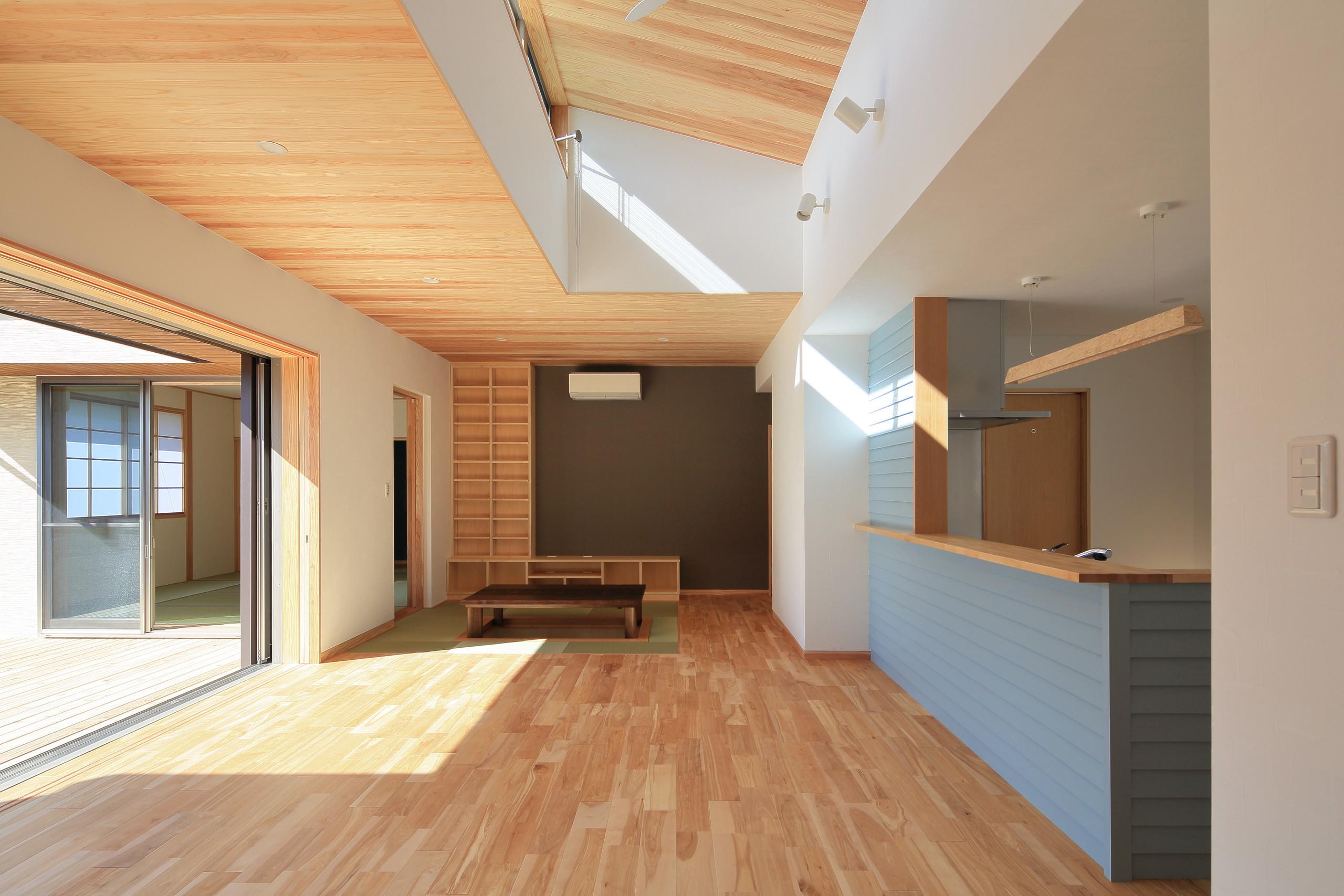 南鷹尾町の家~陽だまりの家~の建築事例写真