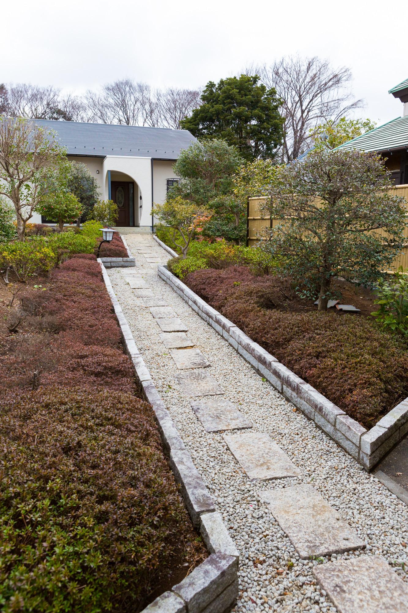 千葉の平屋敷の建築事例写真