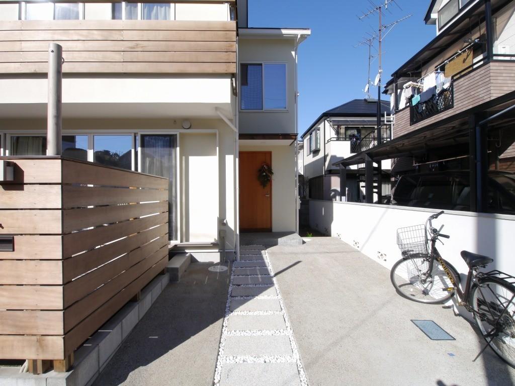 東船橋の家の建築事例写真