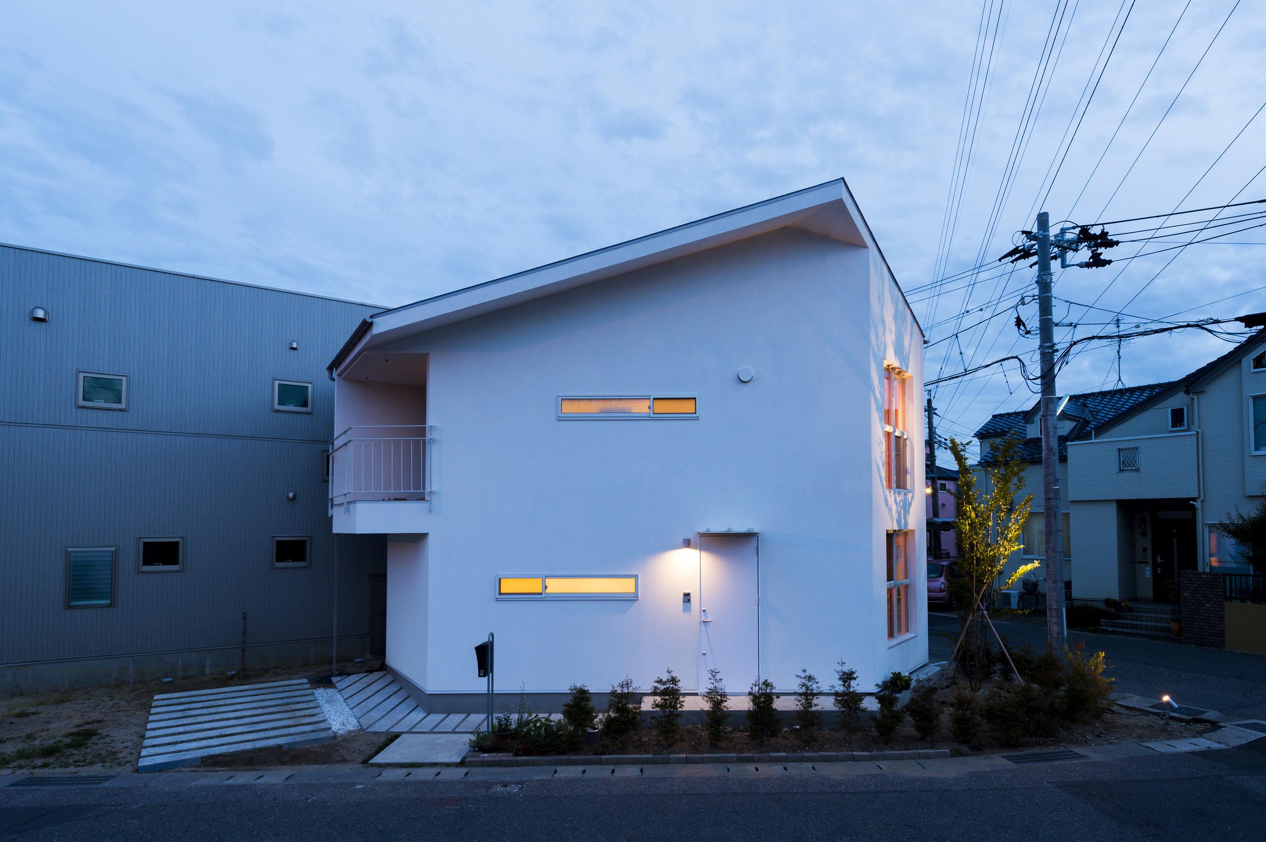 撮影 © 村井 勇 | t house