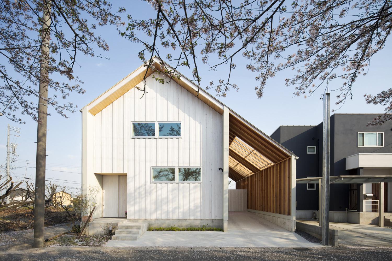 平和町の家の建築事例写真