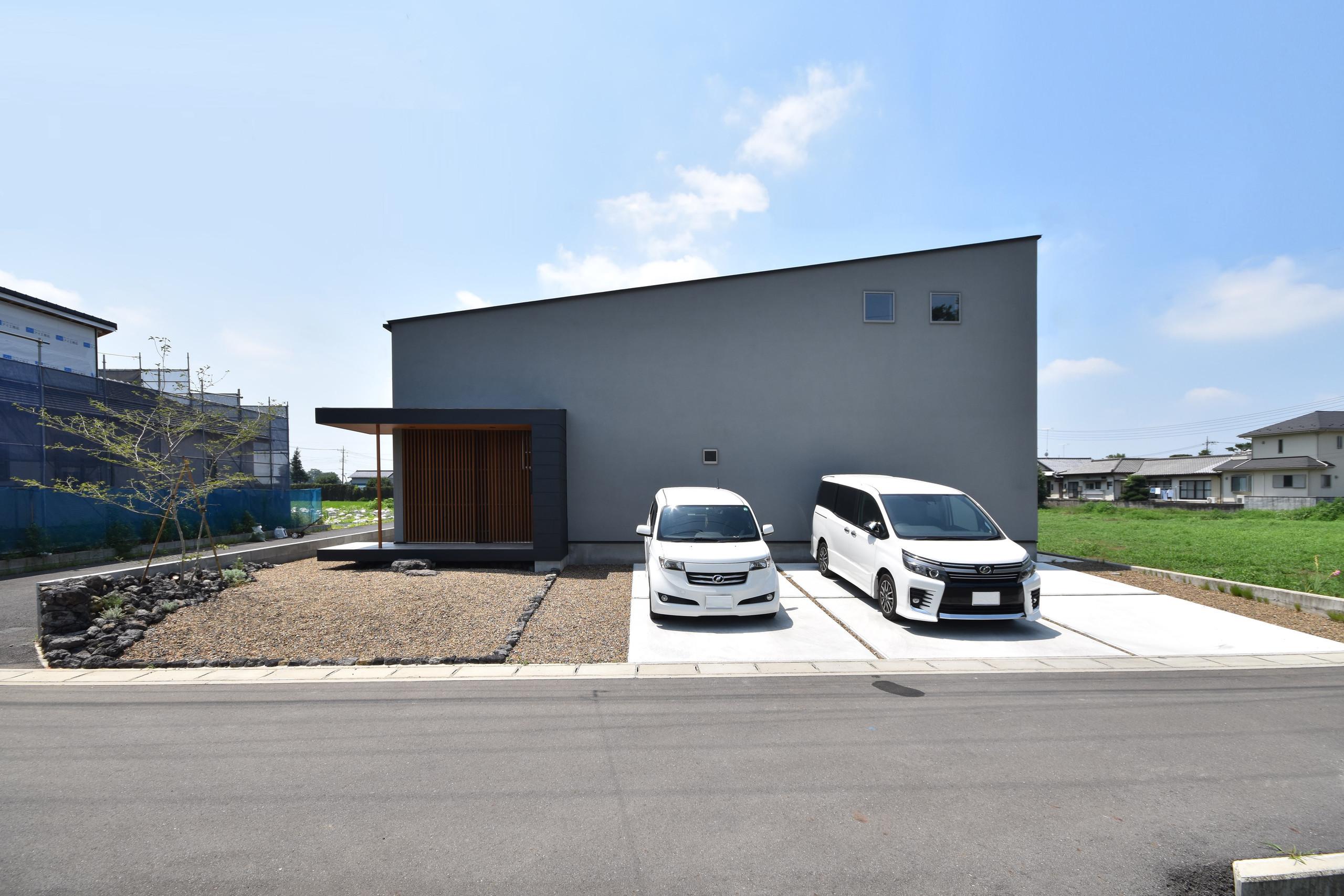 今泉の家_埼玉県羽生市の建築事例写真