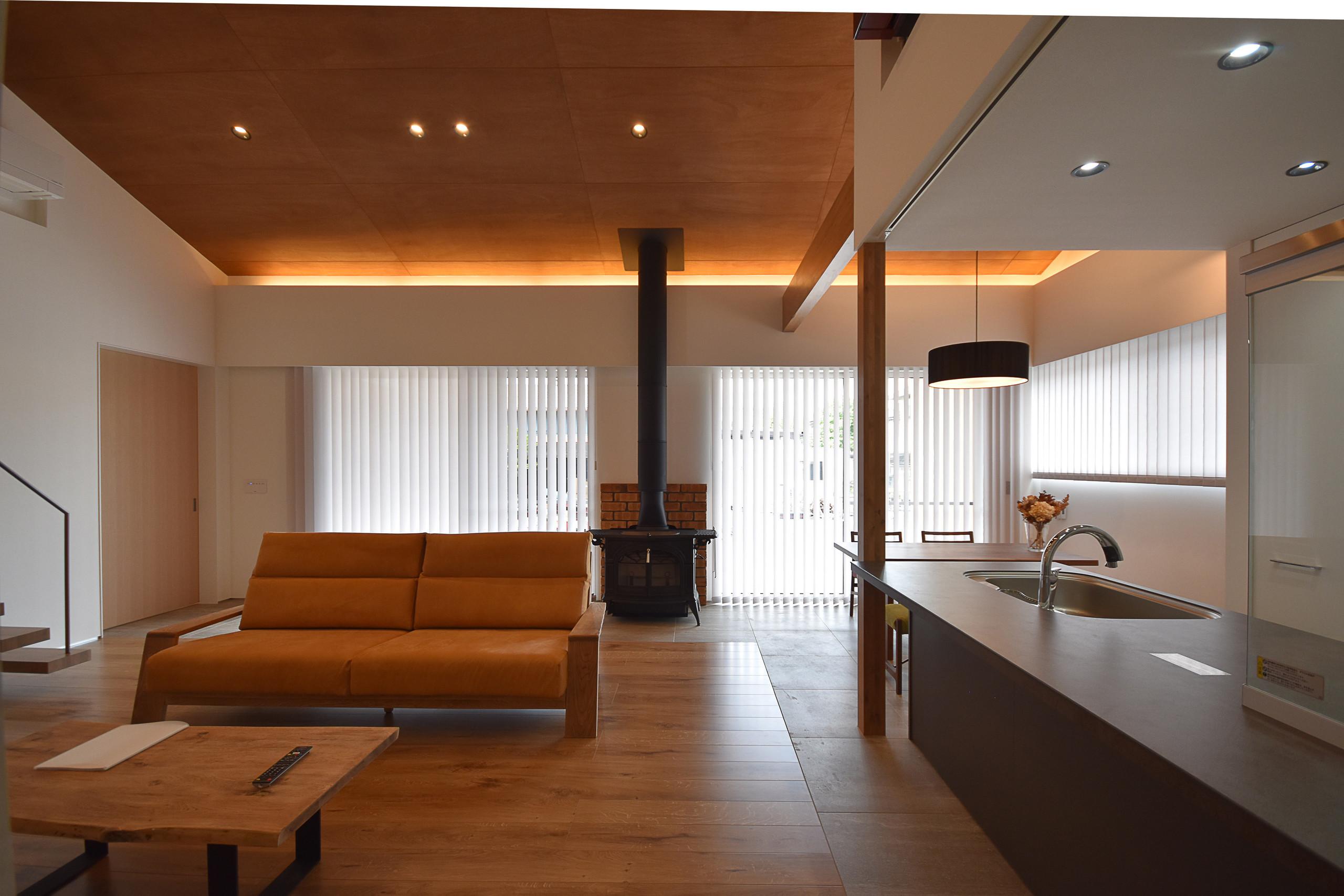 高林南の家_群馬県太田市の建築事例写真