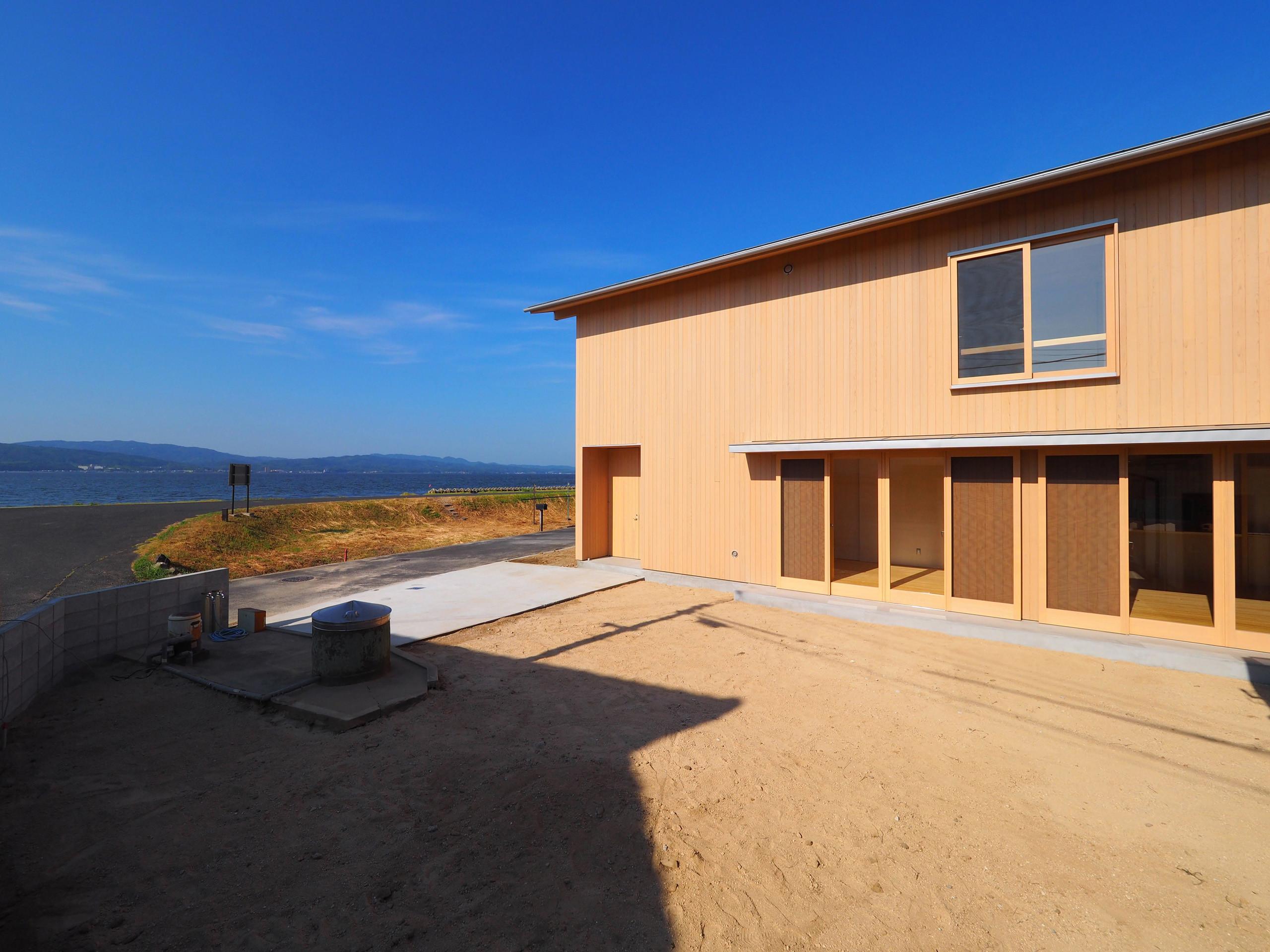 西浜佐陀の家の建築事例写真