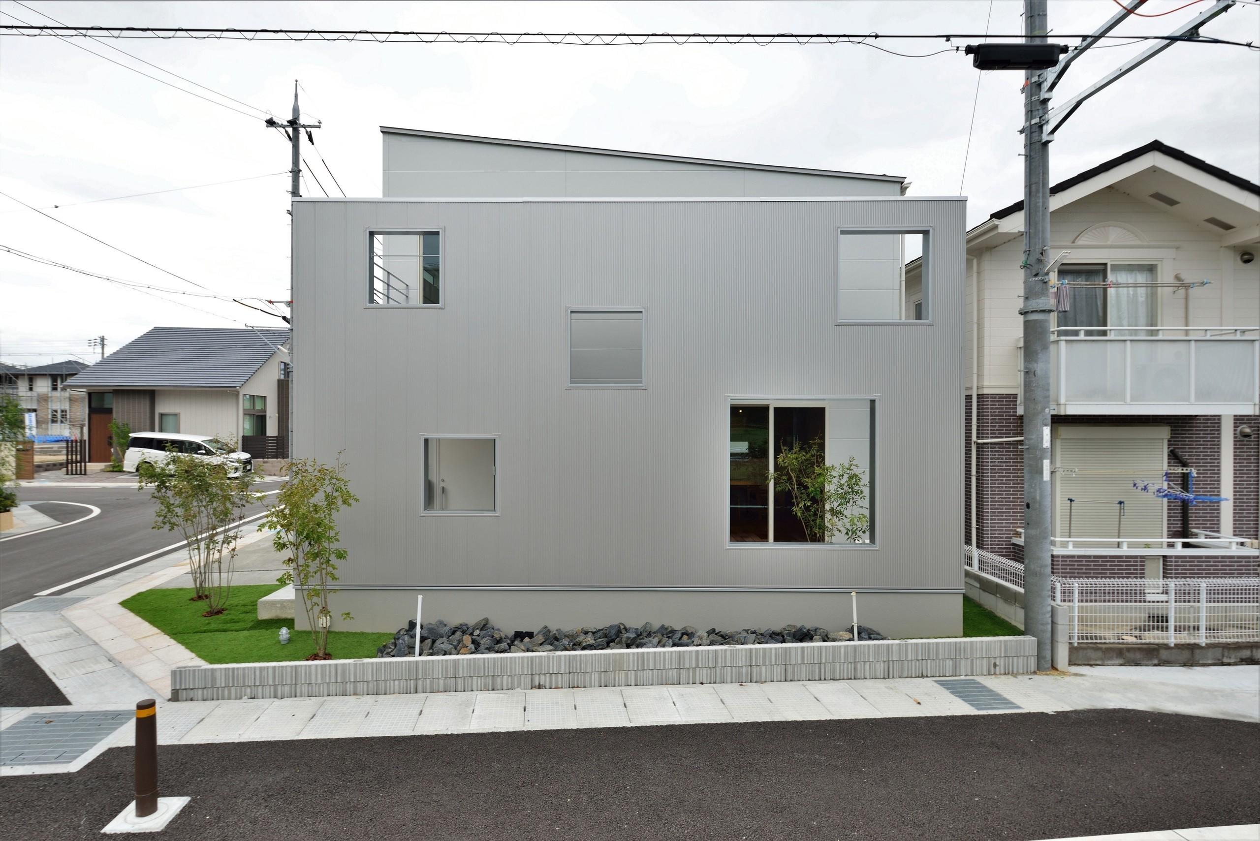 唐崎の家の建築事例写真