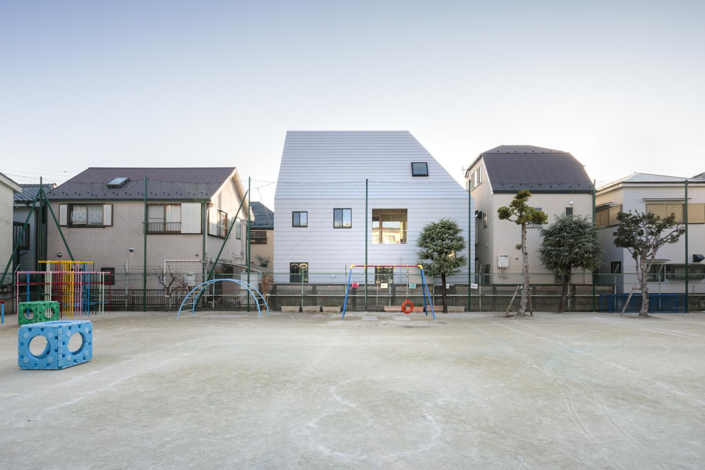 市川スキップハウスの建築事例写真