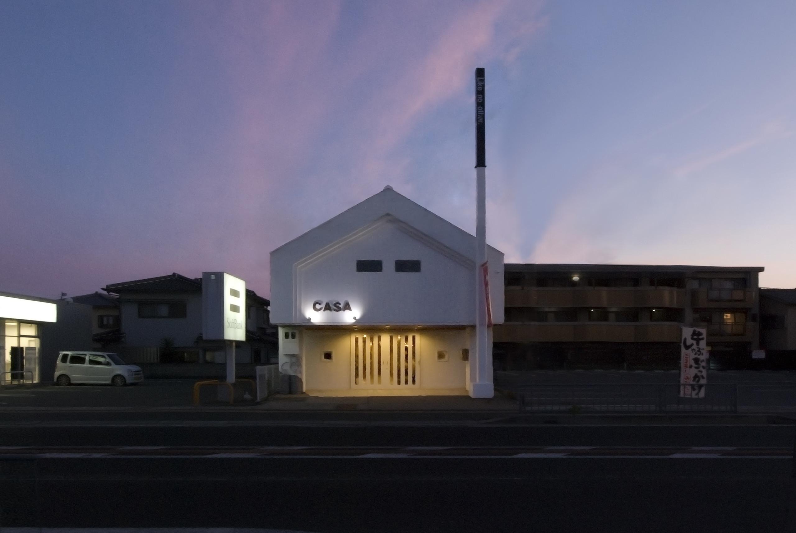 casaの建築事例写真