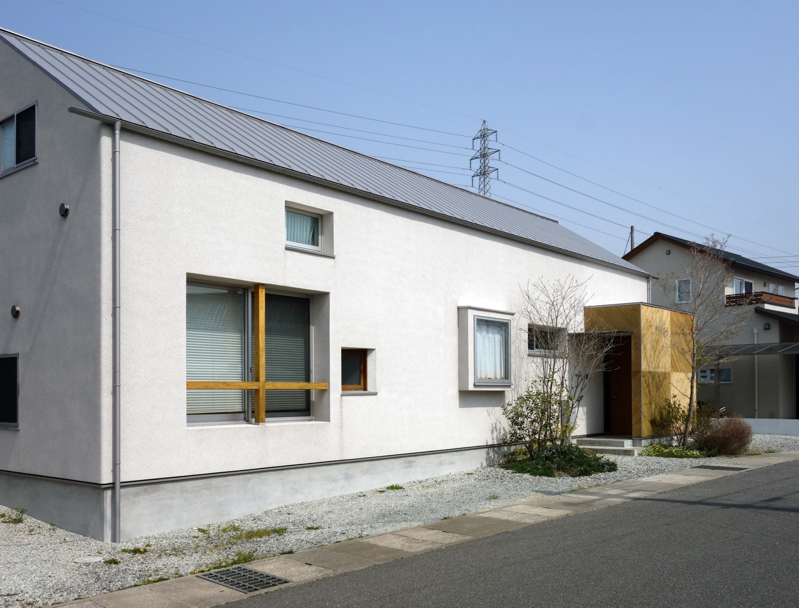 house IN_1の建築事例写真