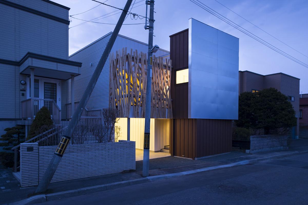 風みちの家の建築事例写真