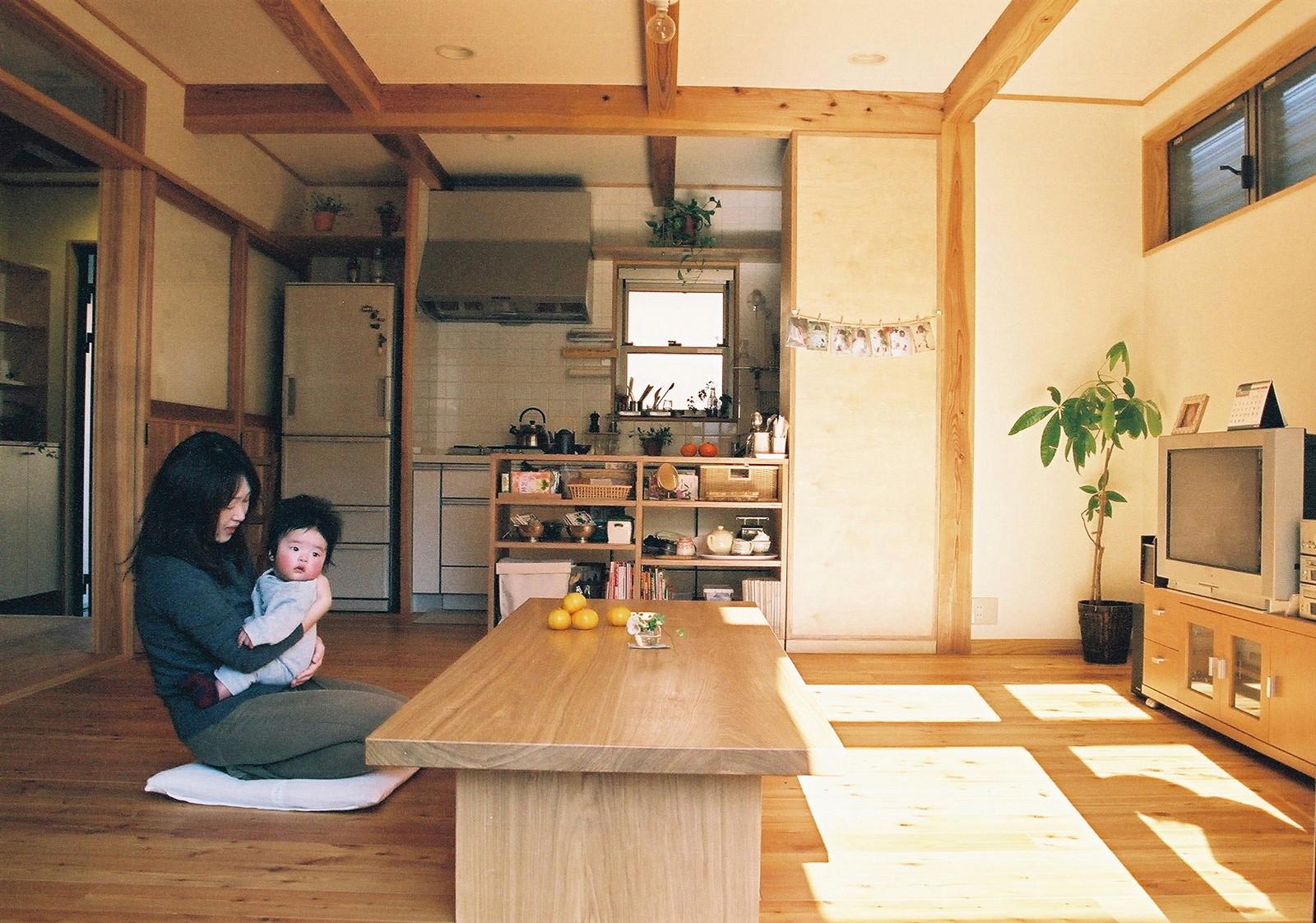 狭小敷地の1000万円台 大岩の家の建築事例写真
