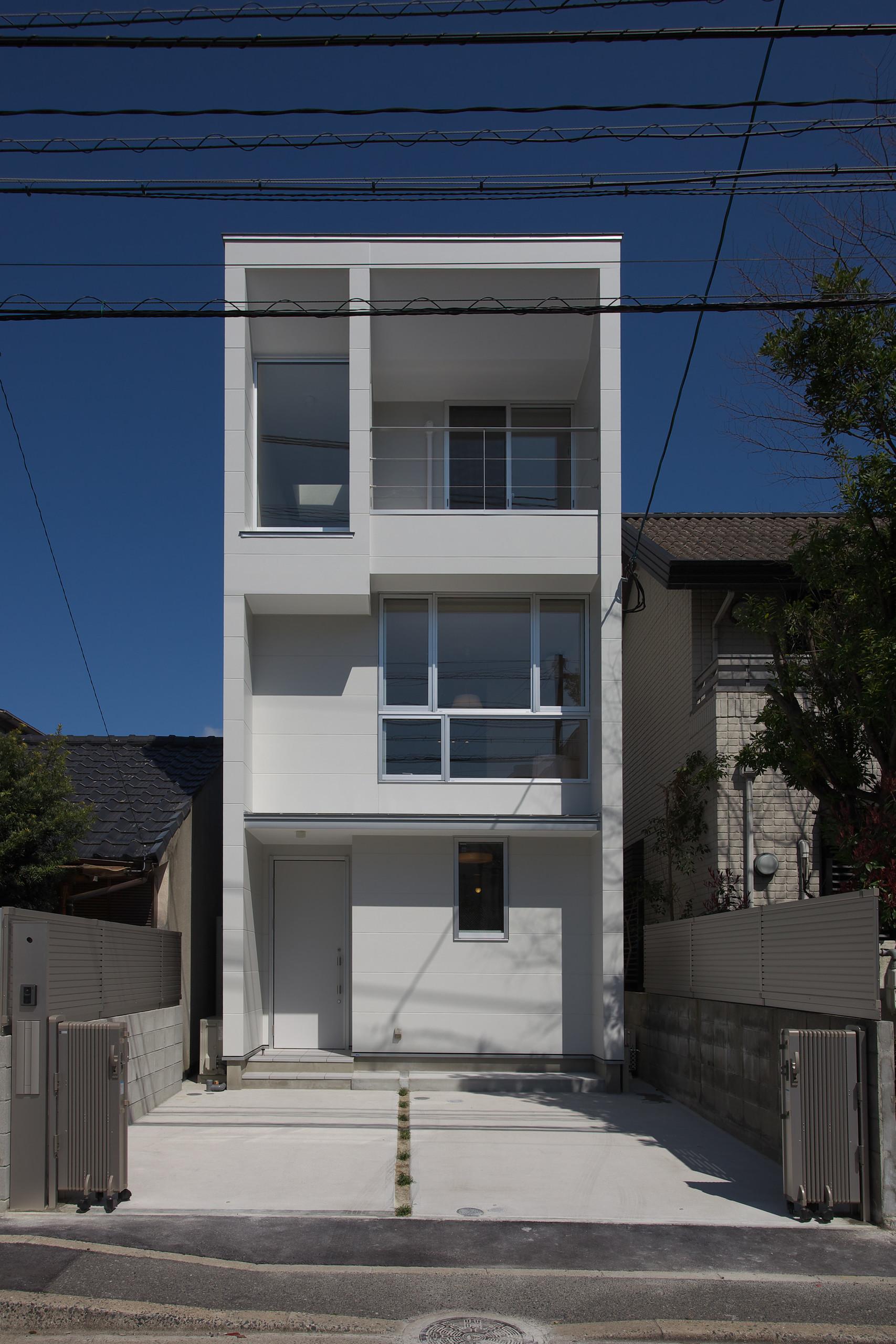 狭小地での木造3階建て。 | 狭小木造3階建て住宅