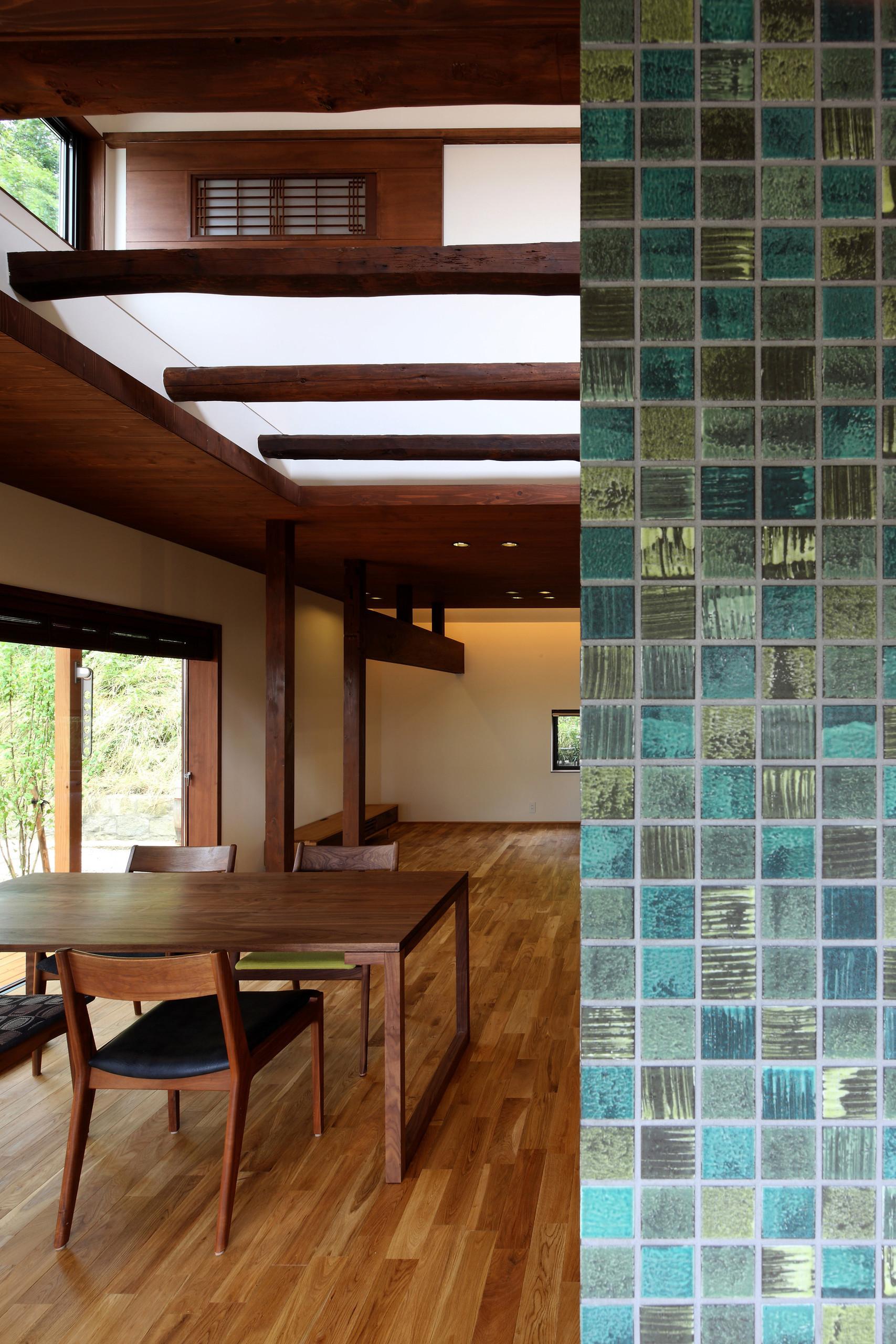 招の舎(古民家改修)-四季折々の自然を招く-の建築事例写真