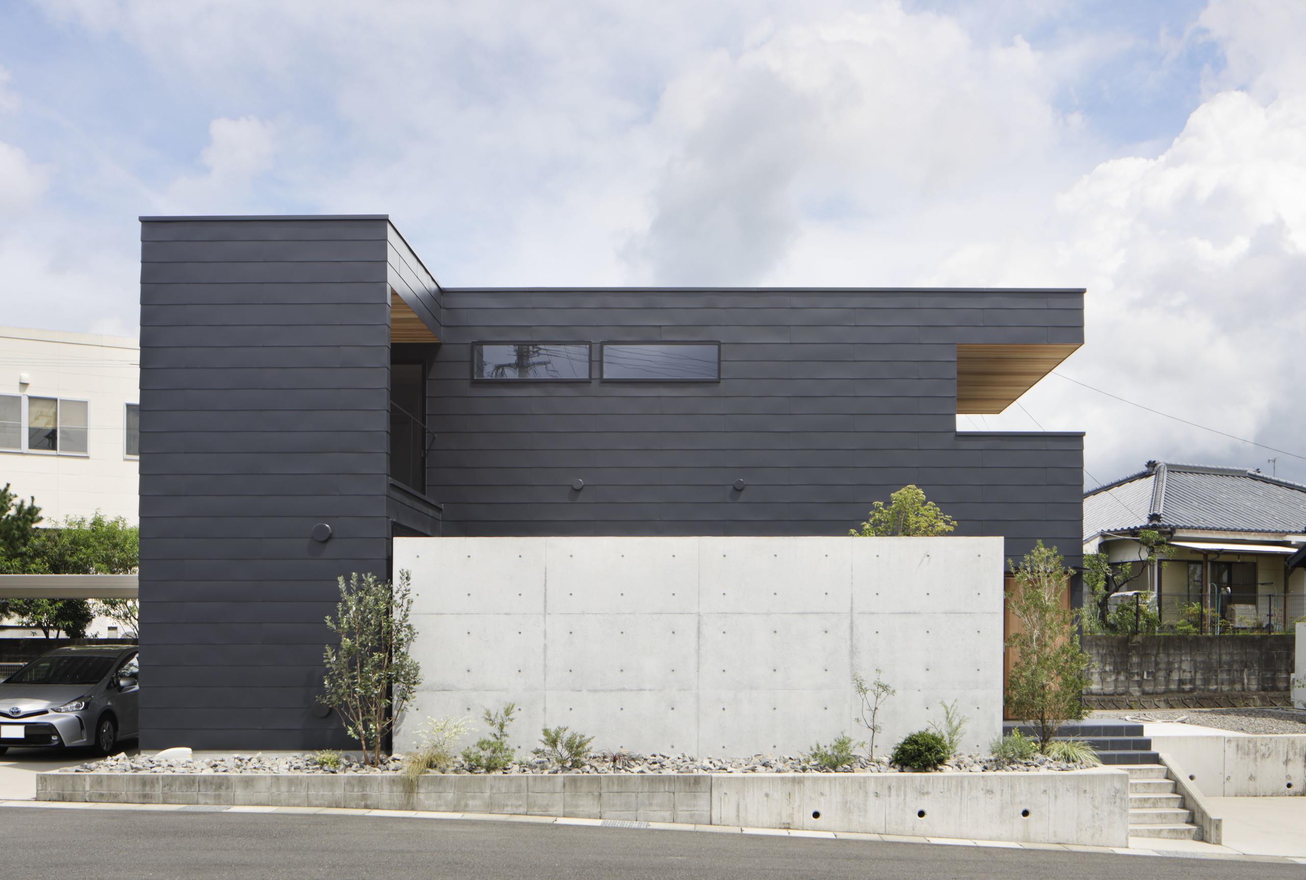 姶良の家の建築事例写真