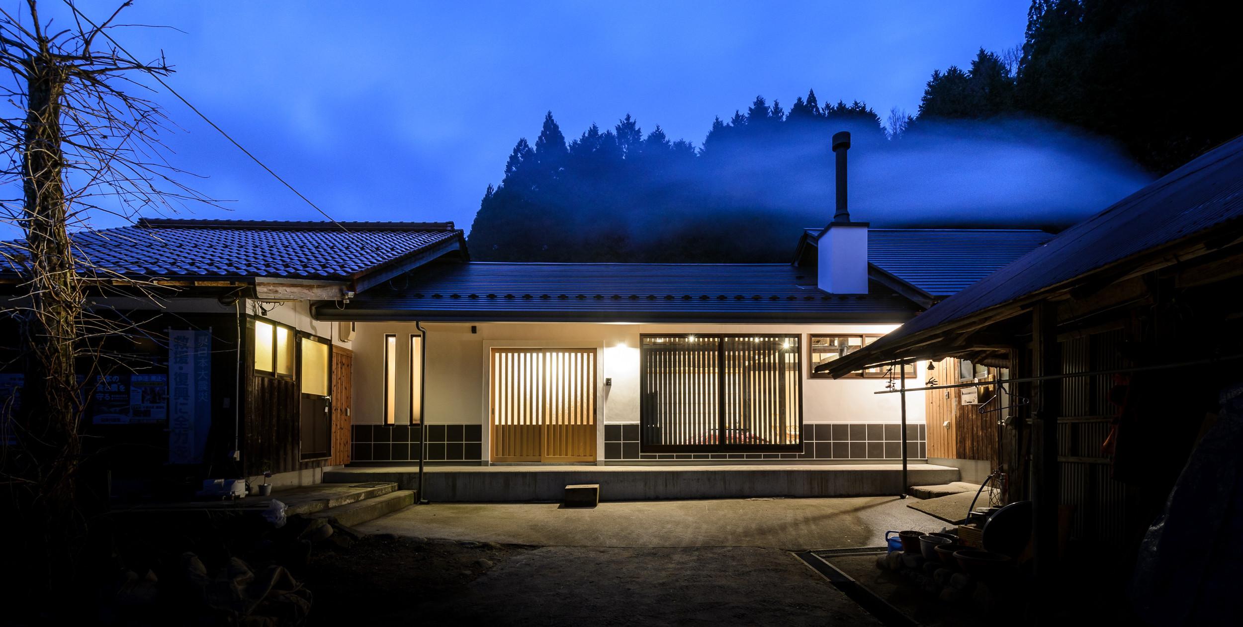【木造/リノベーション】100年の記憶の建築事例写真