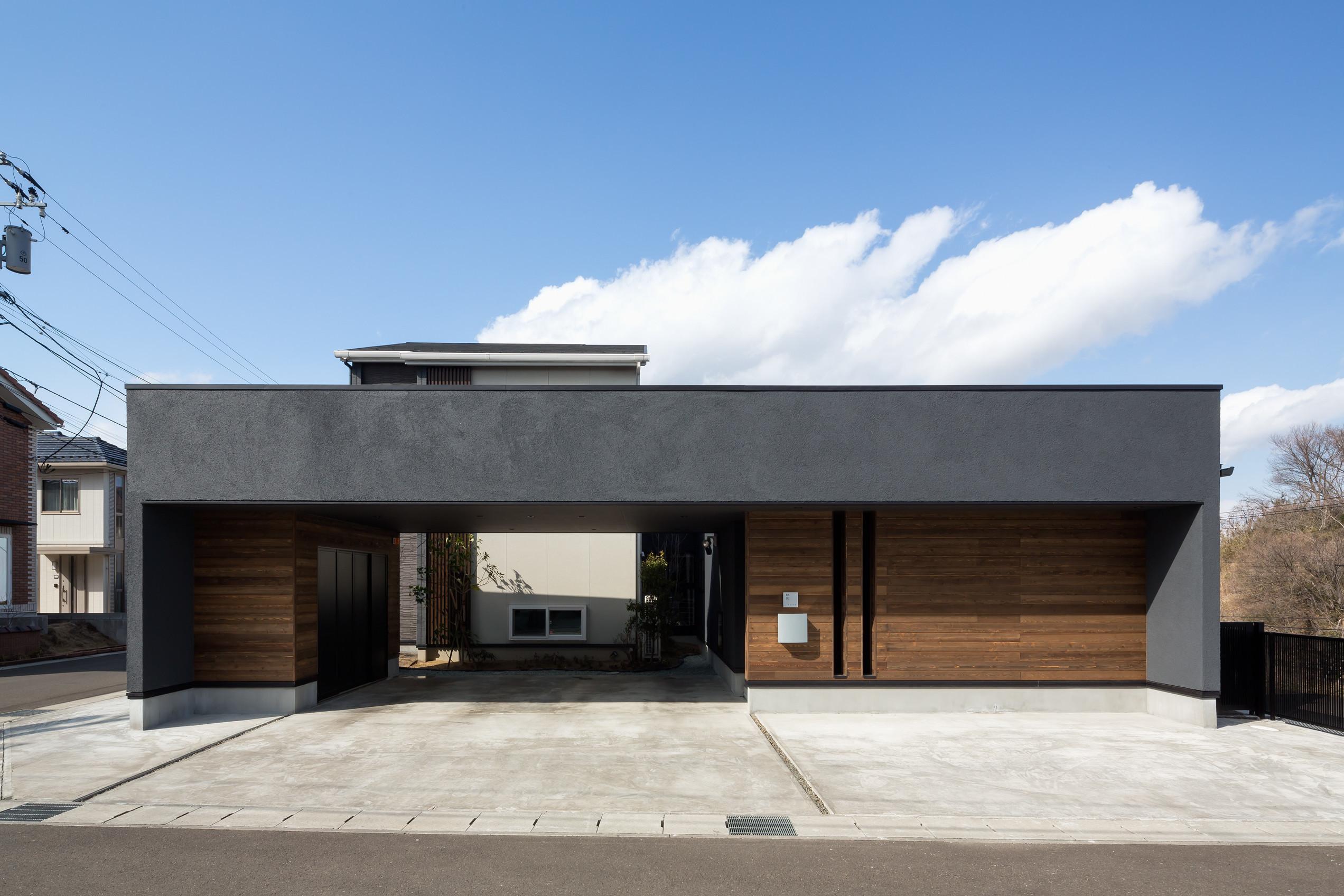 ゆりが丘の家の建築事例写真