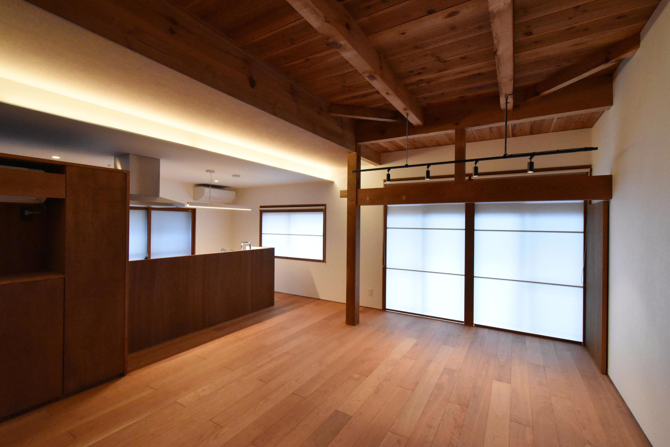 美浜の家(リノベーション)の建築事例写真