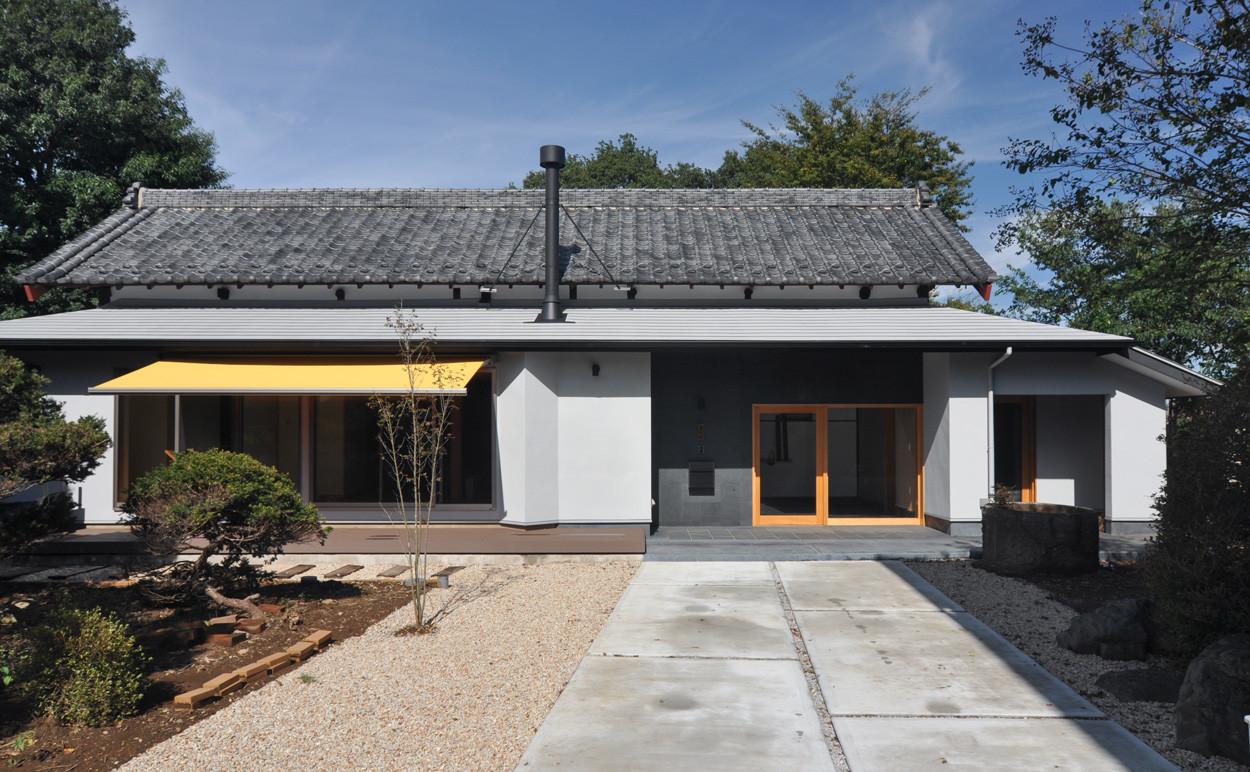 【リノベーション】築100年の古民家を現代の住宅にの建築事例写真