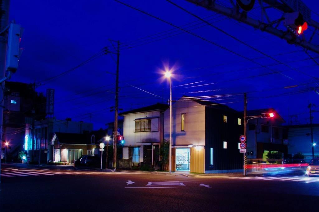KMGO ~小松原の家+事務所の建築事例写真