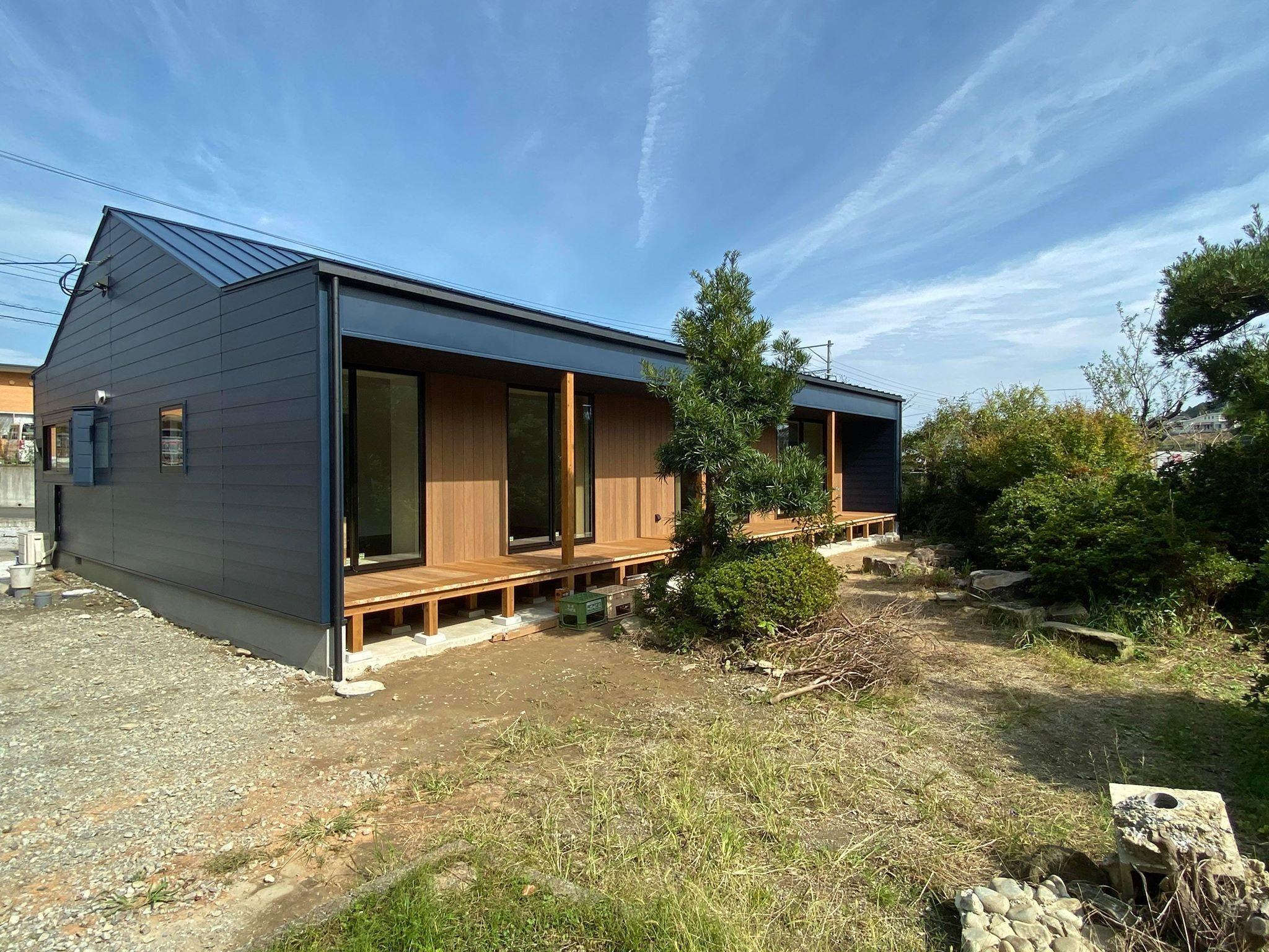 宮崎市リノベーション住宅の建築事例写真