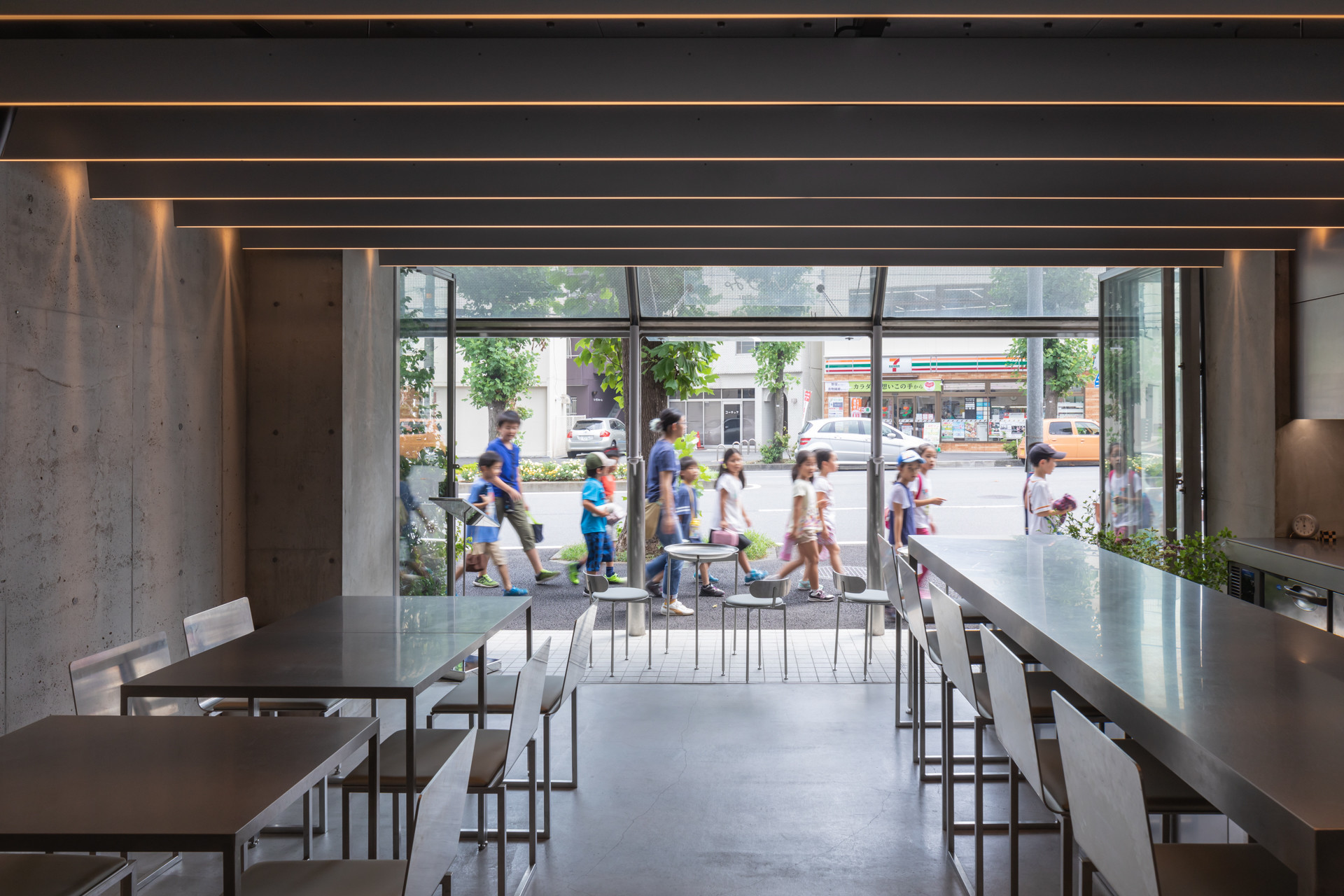 いづみ tea&barの建築事例写真