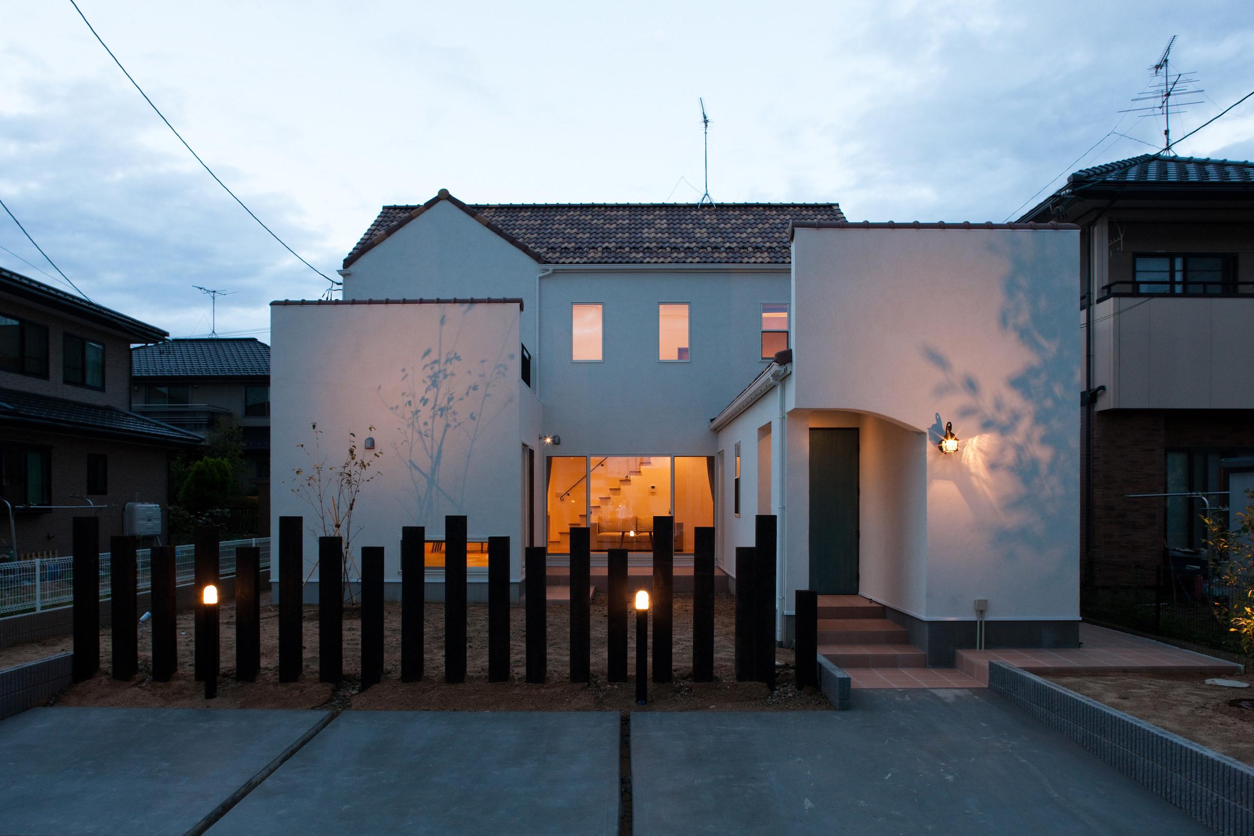 南矢野目の家の建築事例写真