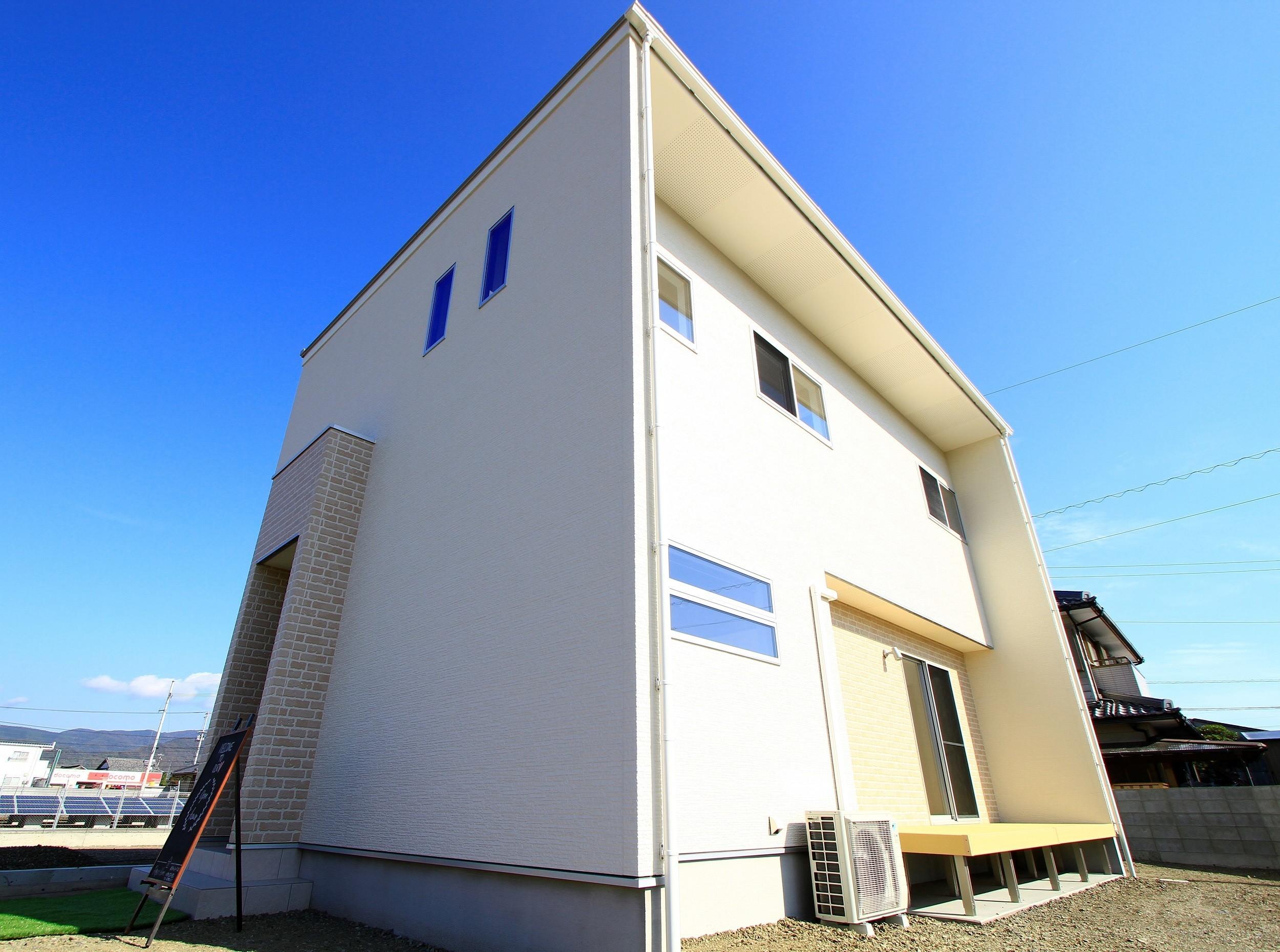子育て家族が住みやすさにとことんこだわった家の建築事例写真