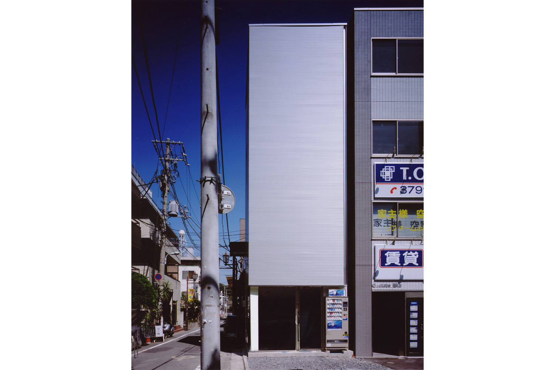 SILVER BOXの建築事例写真