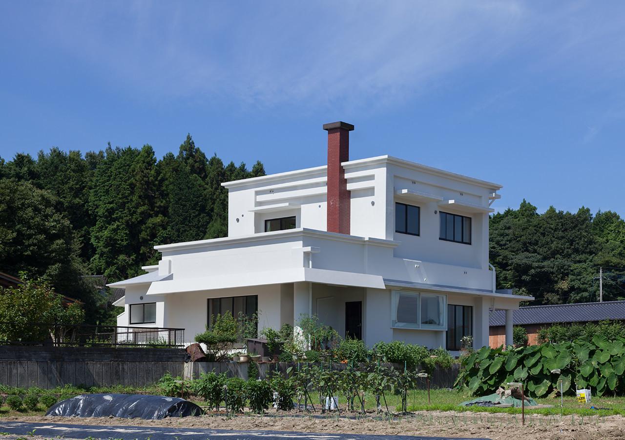 フケシユキの家の建築事例写真