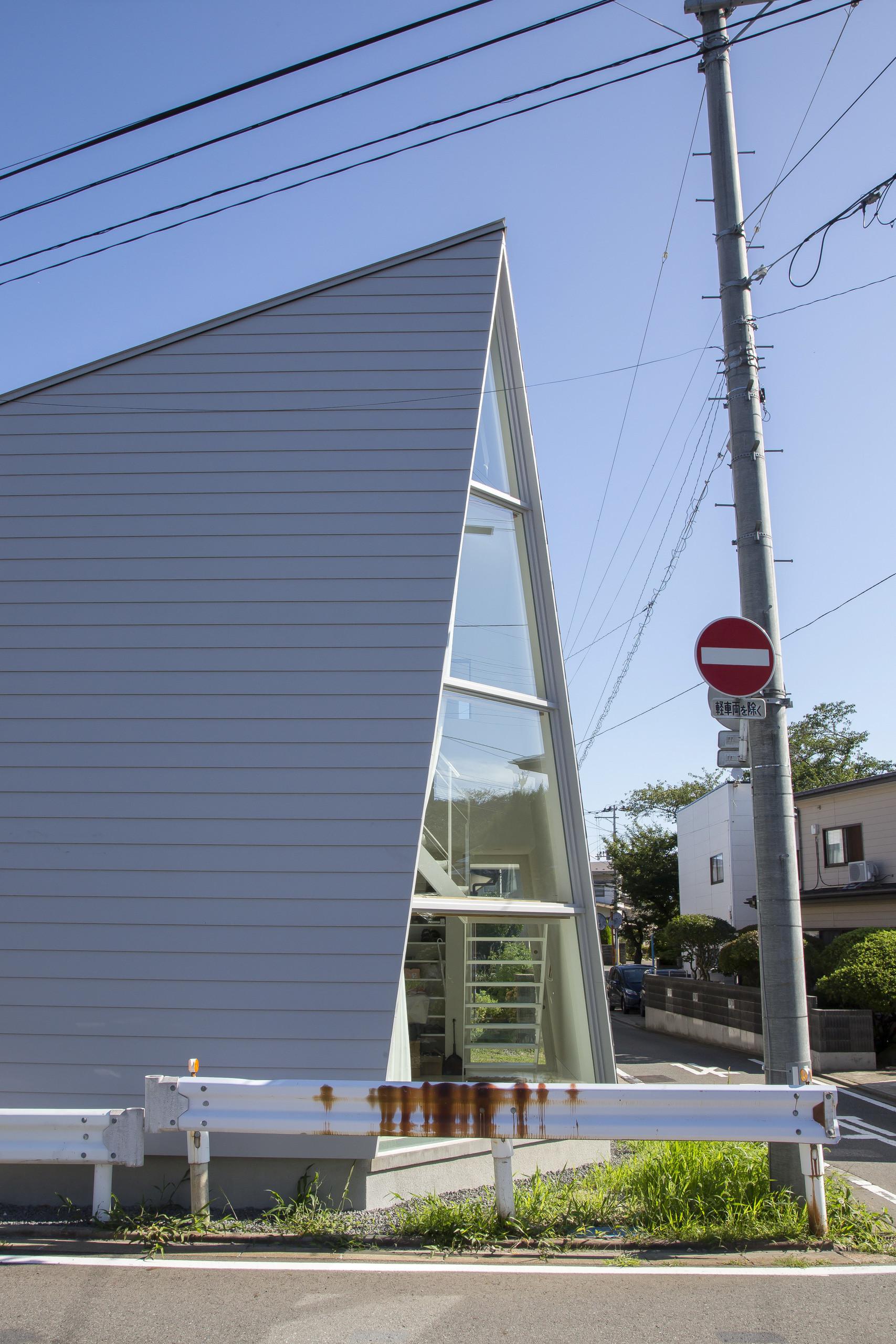 shiro houseの建築事例写真