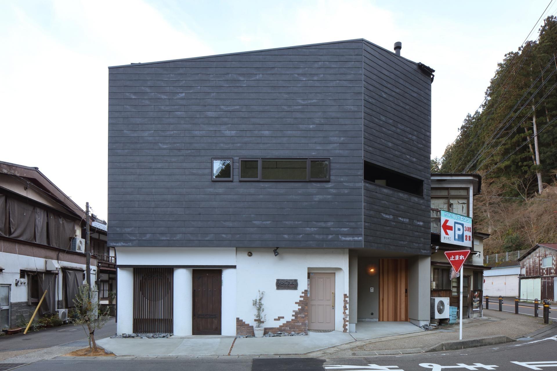 八幡の家の建築事例写真