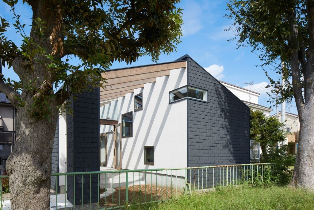 市川の家の建築事例写真