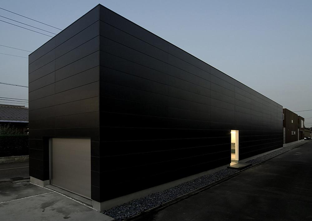 稲沢ガレージハウスの建築事例写真