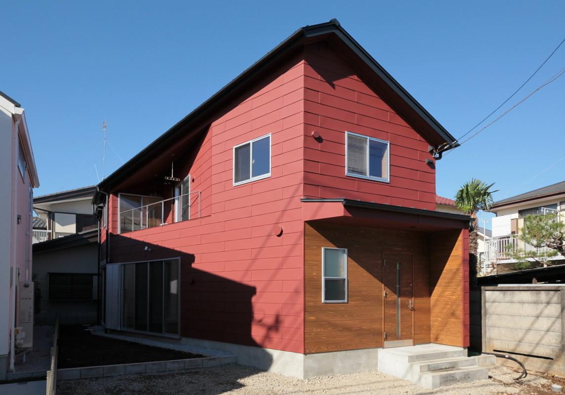 吉祥寺の家の建築事例写真