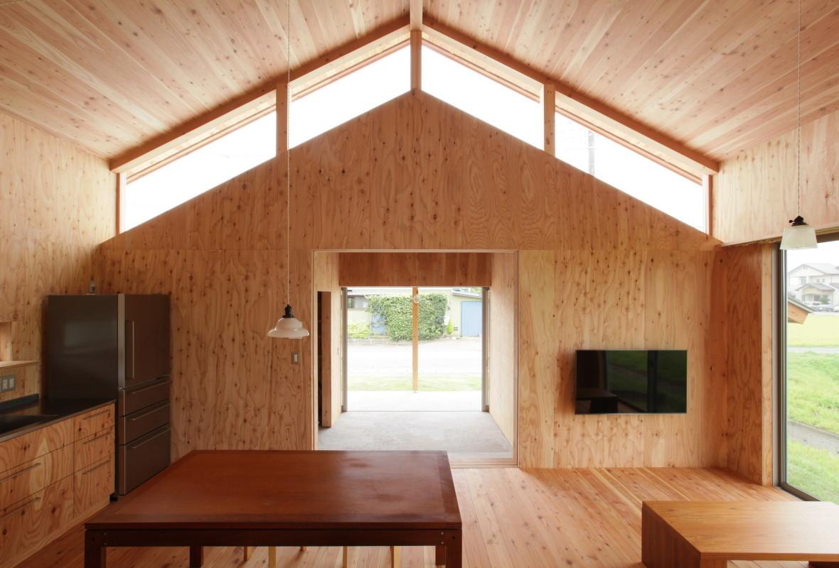 白子の小屋(環境共生住宅)の建築事例写真