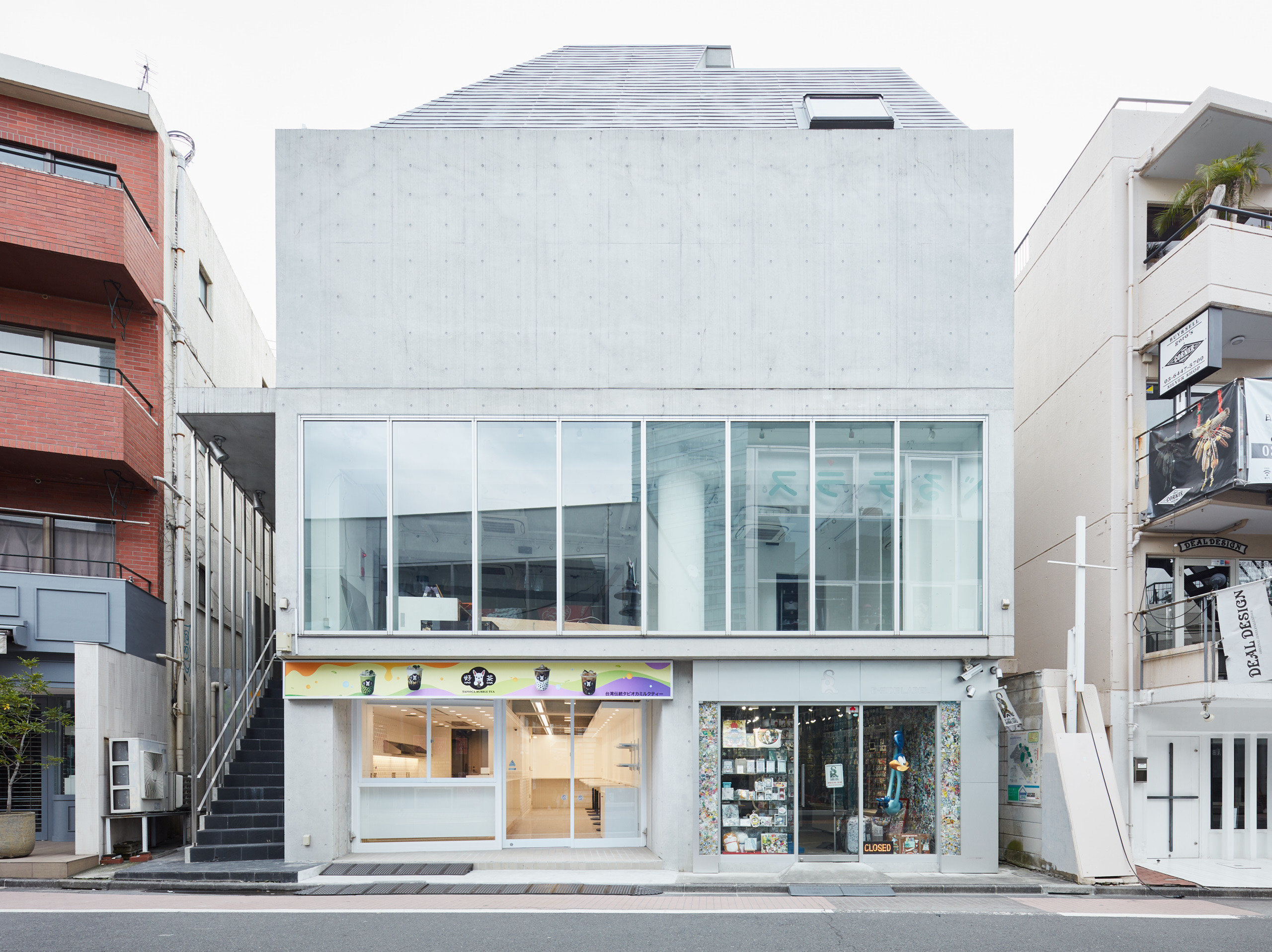 HASH  |  表参道の店舗の建築事例写真