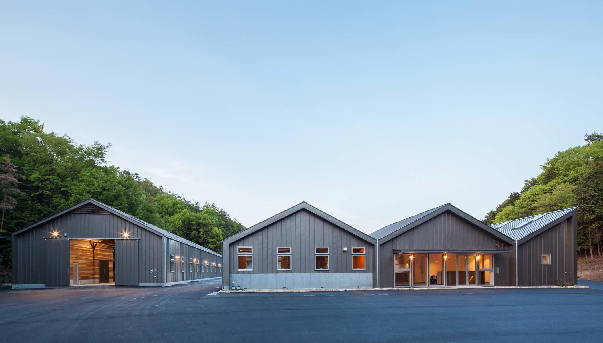 Silvano Stables/乗馬クラブの建築事例写真