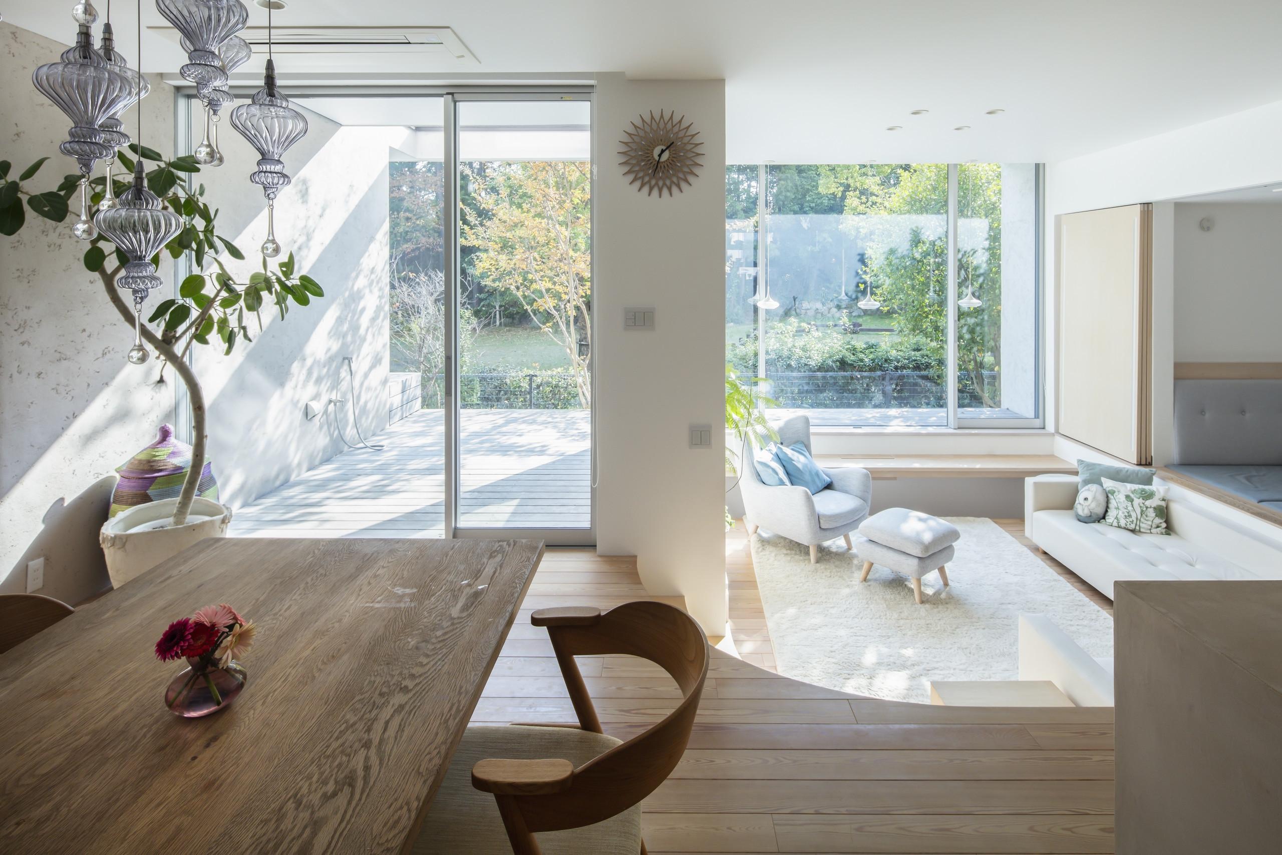 精華町の家の建築事例写真
