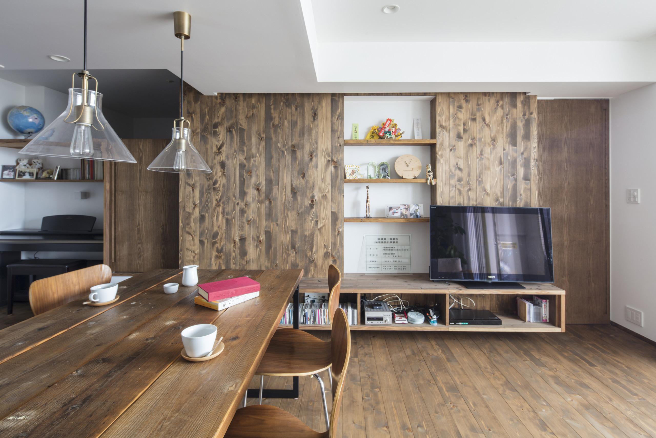 堺区のマンションRe2の建築事例写真