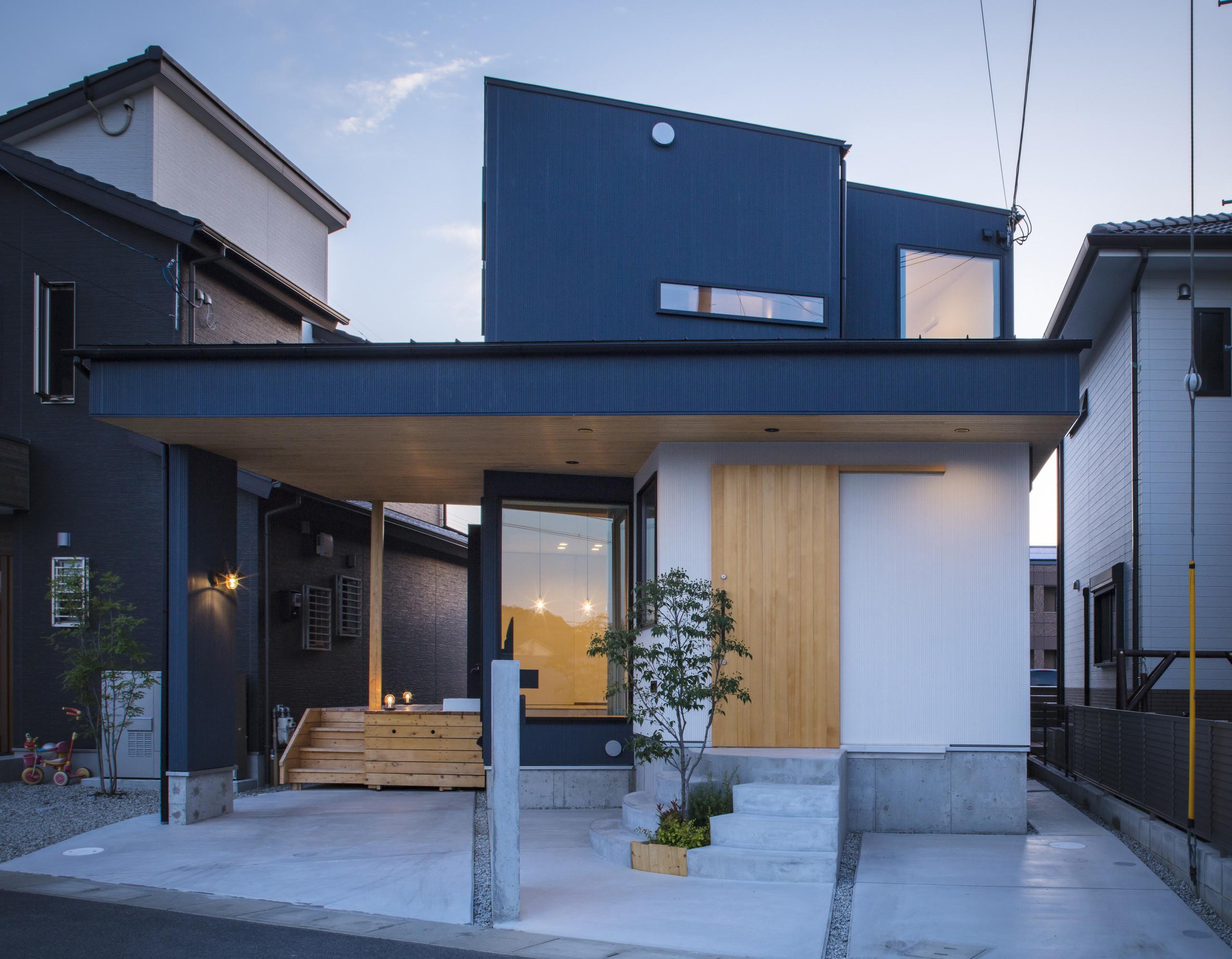 王寺町の家の建築事例写真