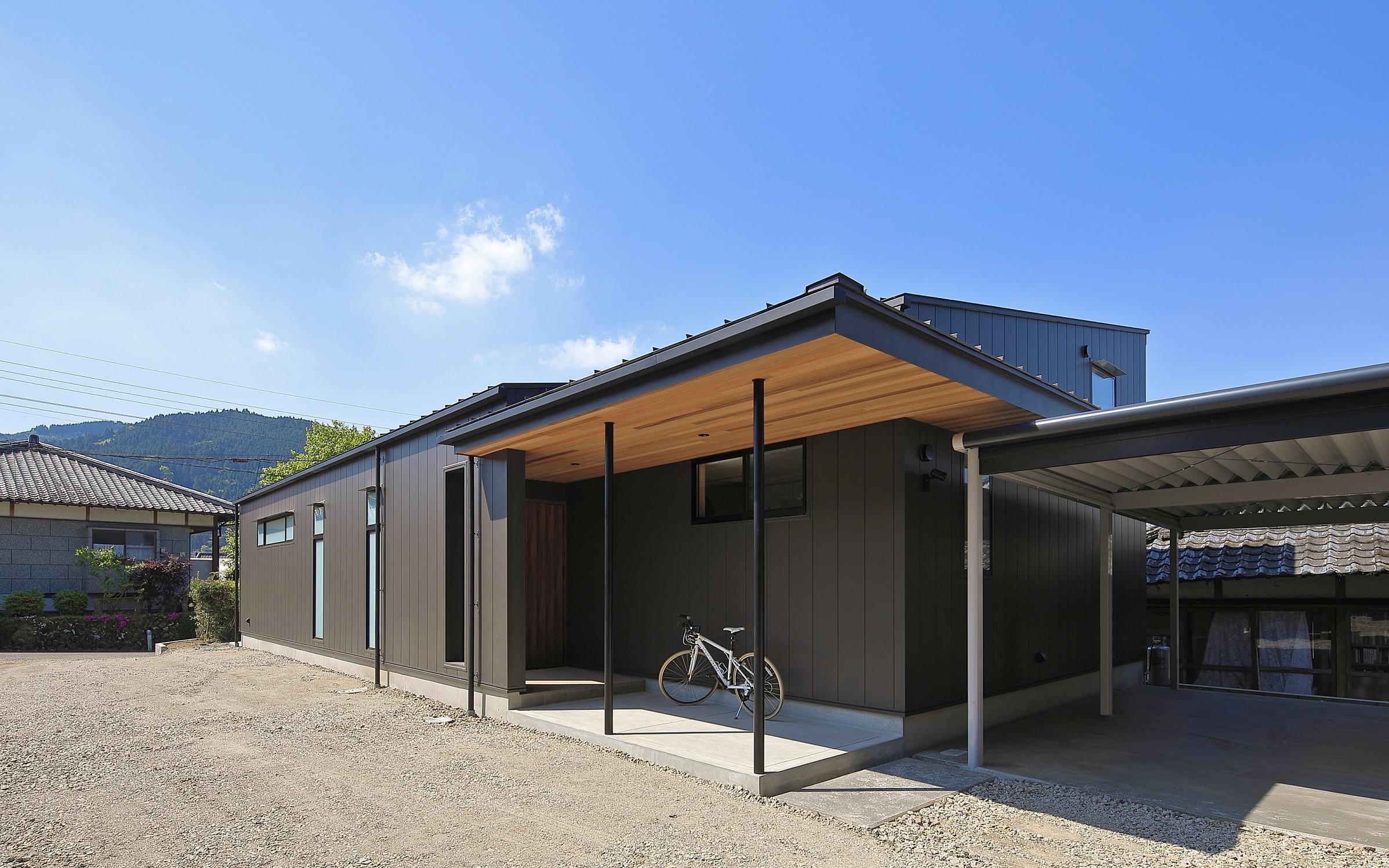 三股町の家~あかるい住処~の建築事例写真
