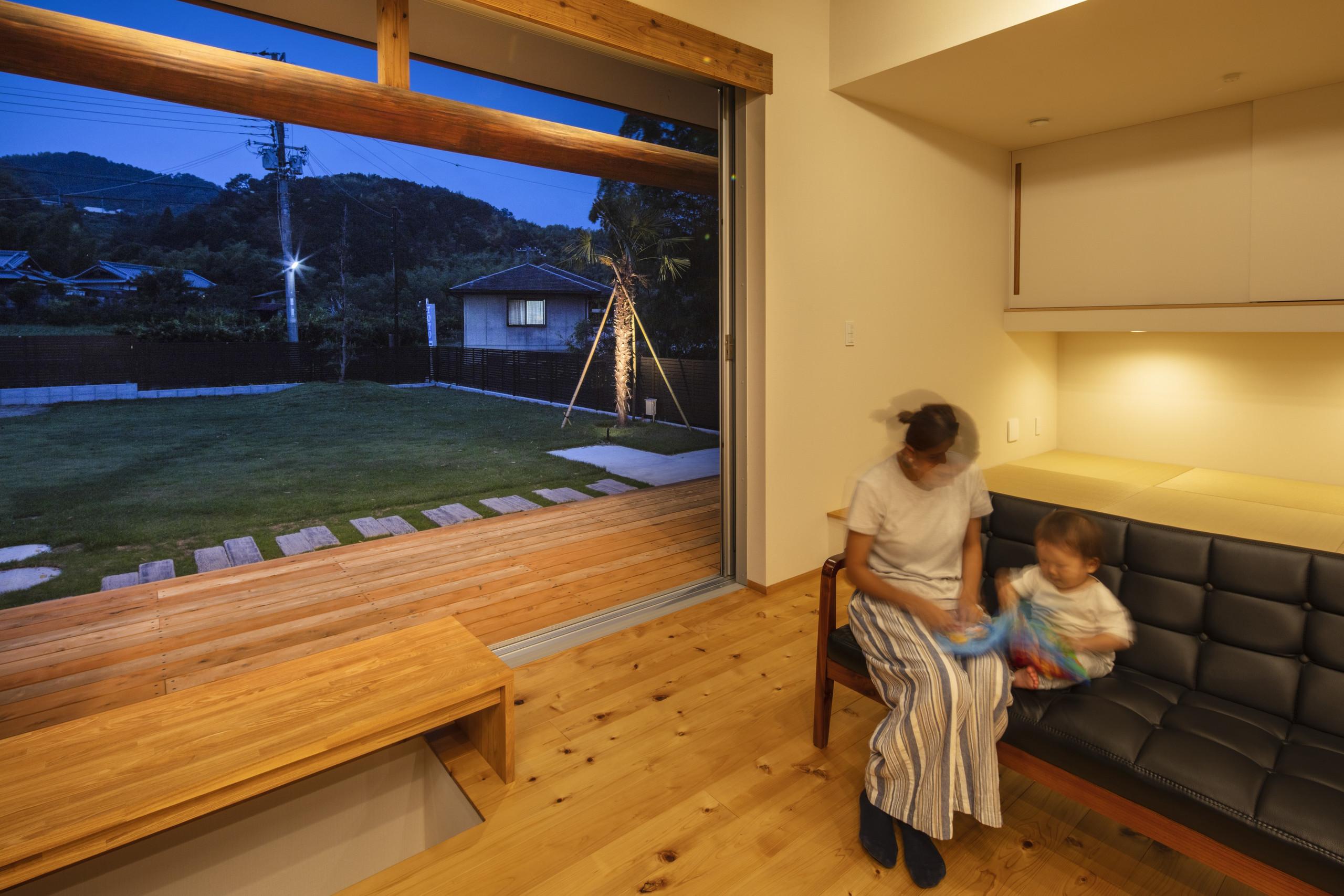岸和田の家の建築事例写真