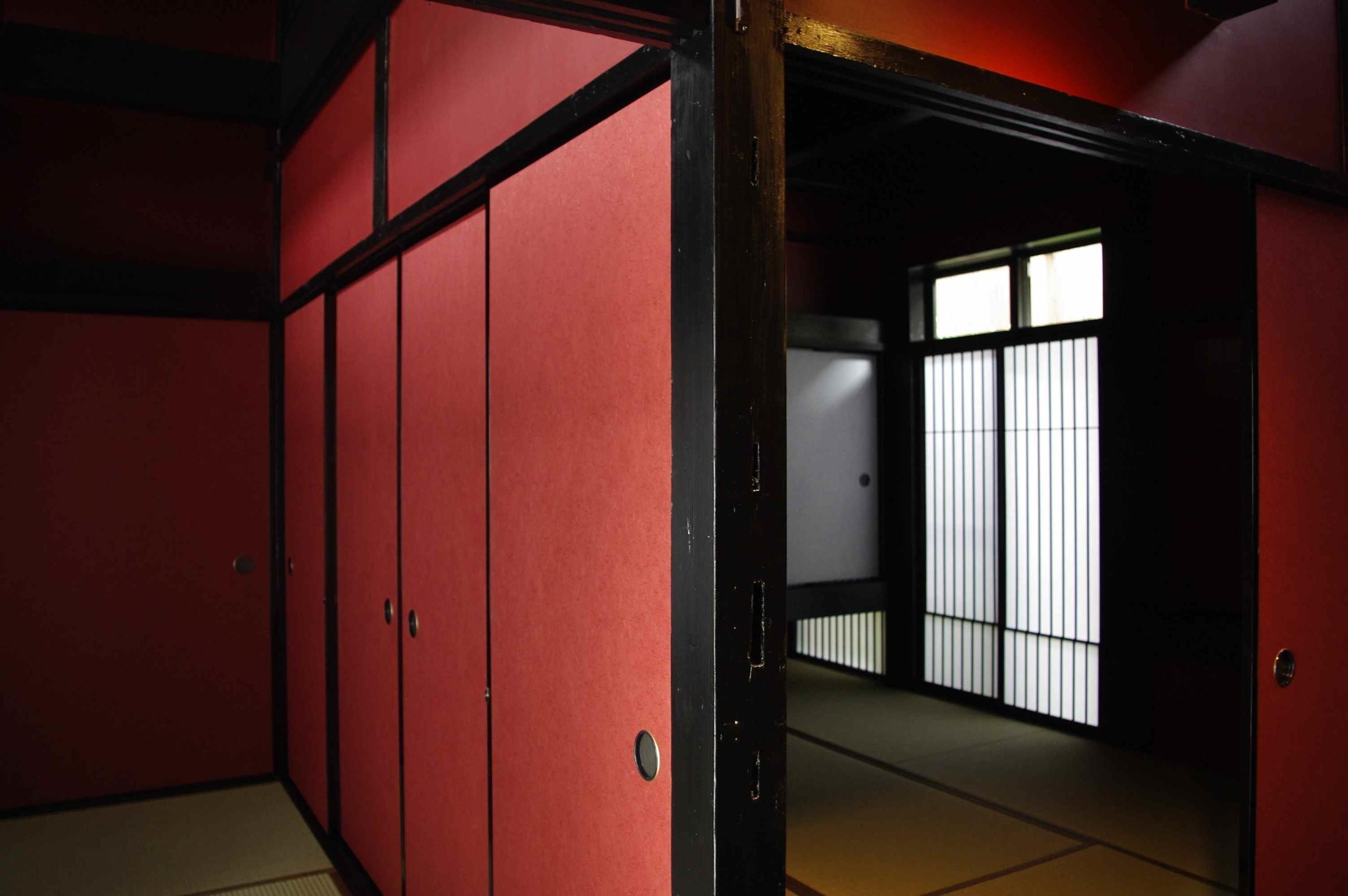 古民家リノベーション-B   -京町家の宿泊施設-の建築事例写真