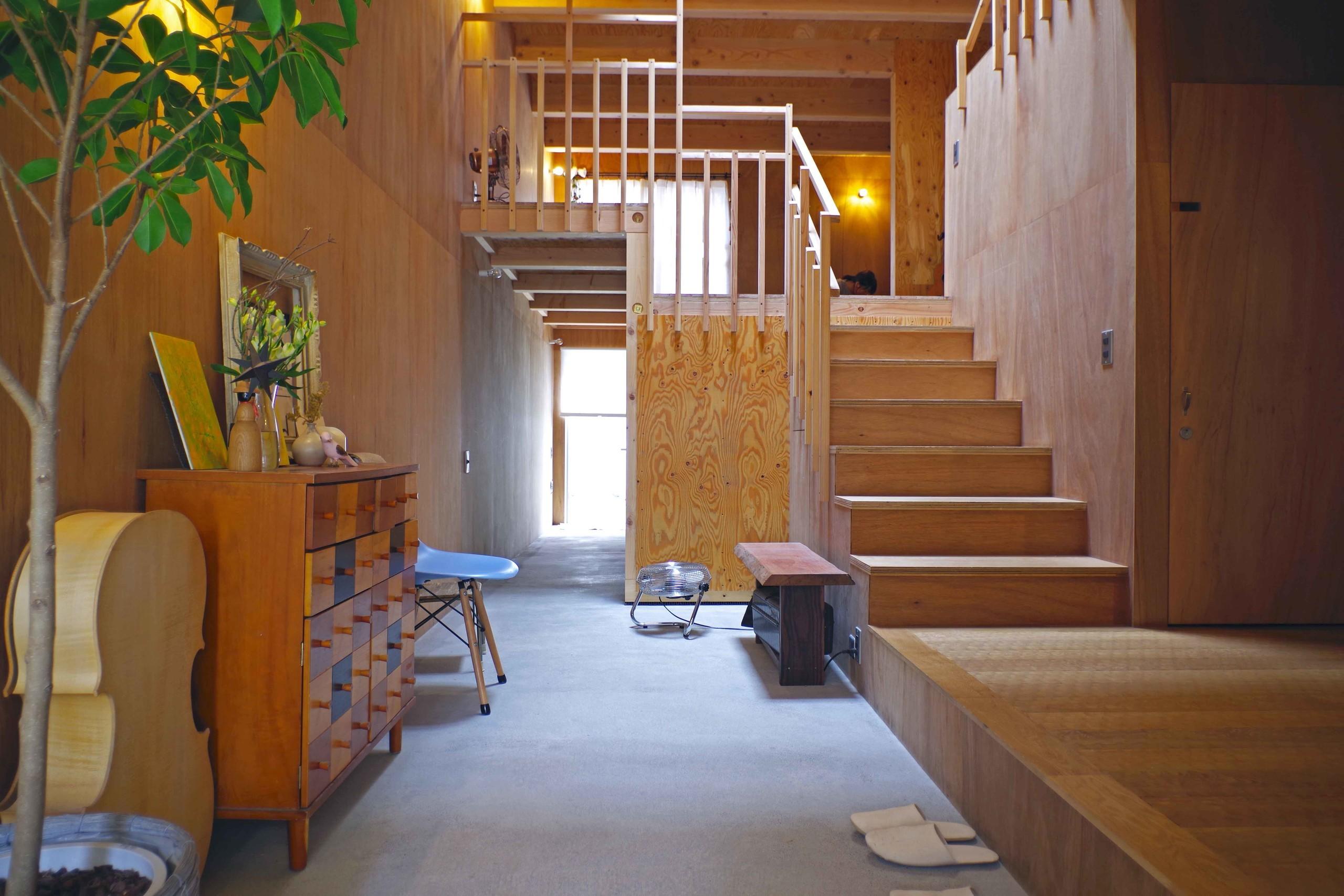 Iの建築事例写真