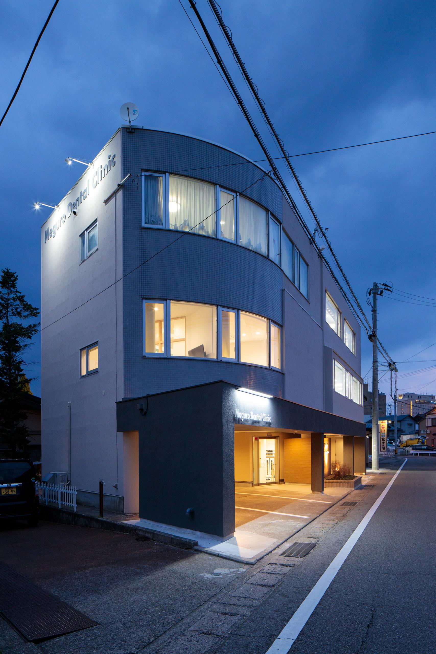 目黒歯科医院の建築事例写真