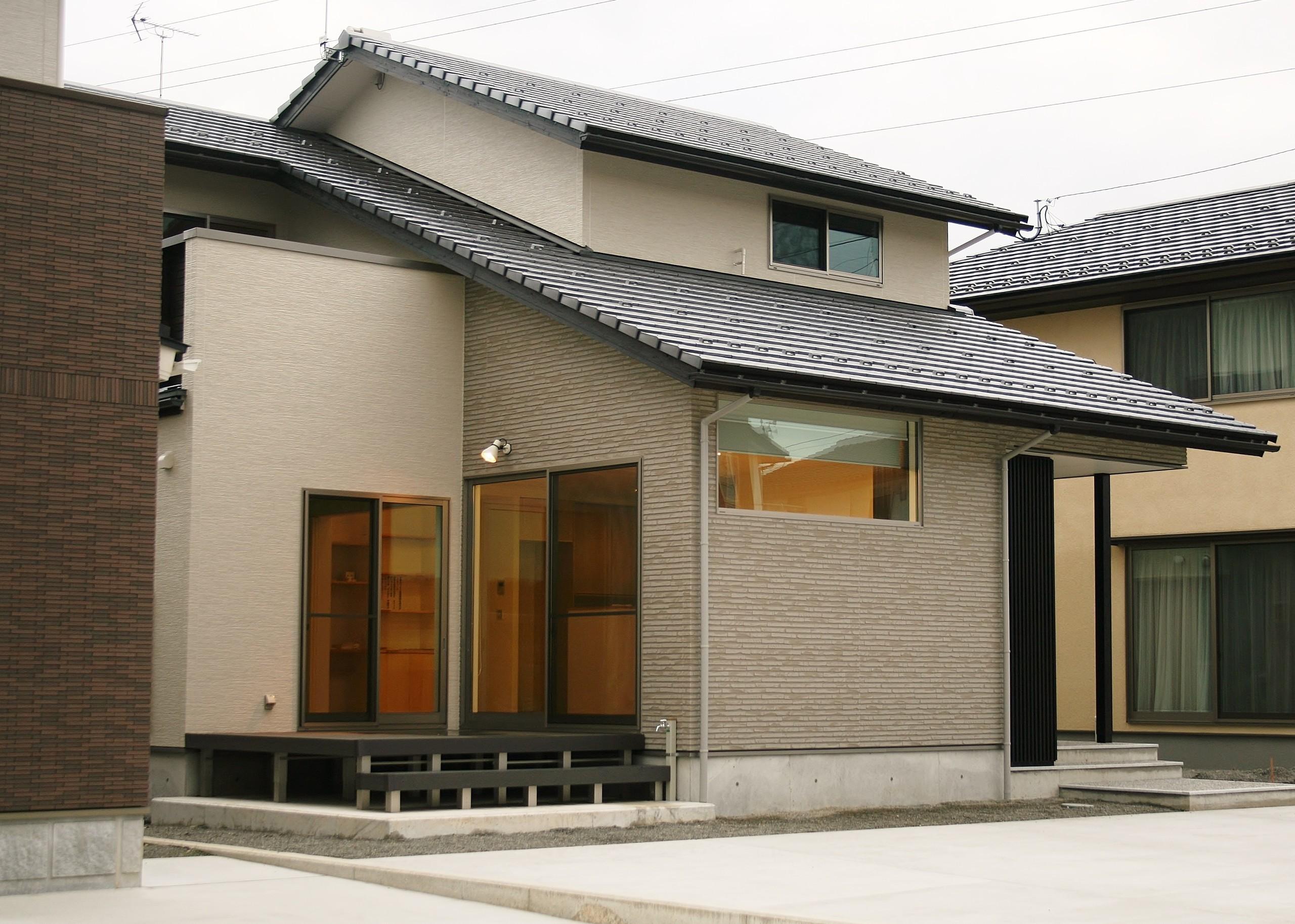 奥さまに便利で優しいの建築事例写真