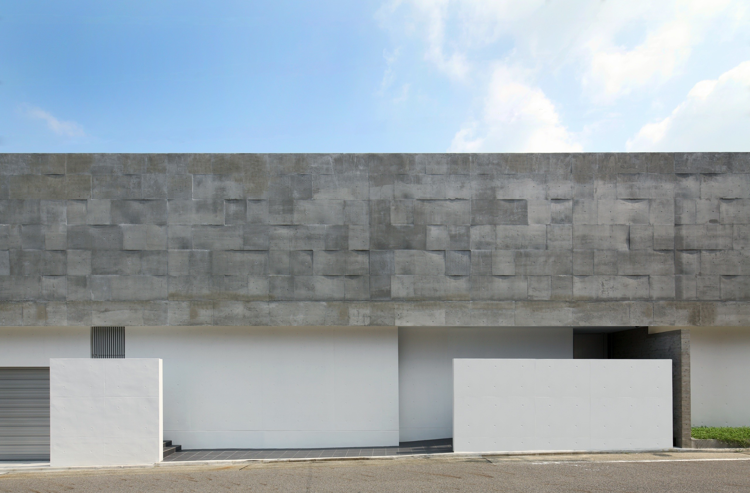 tender concreteの建築事例写真