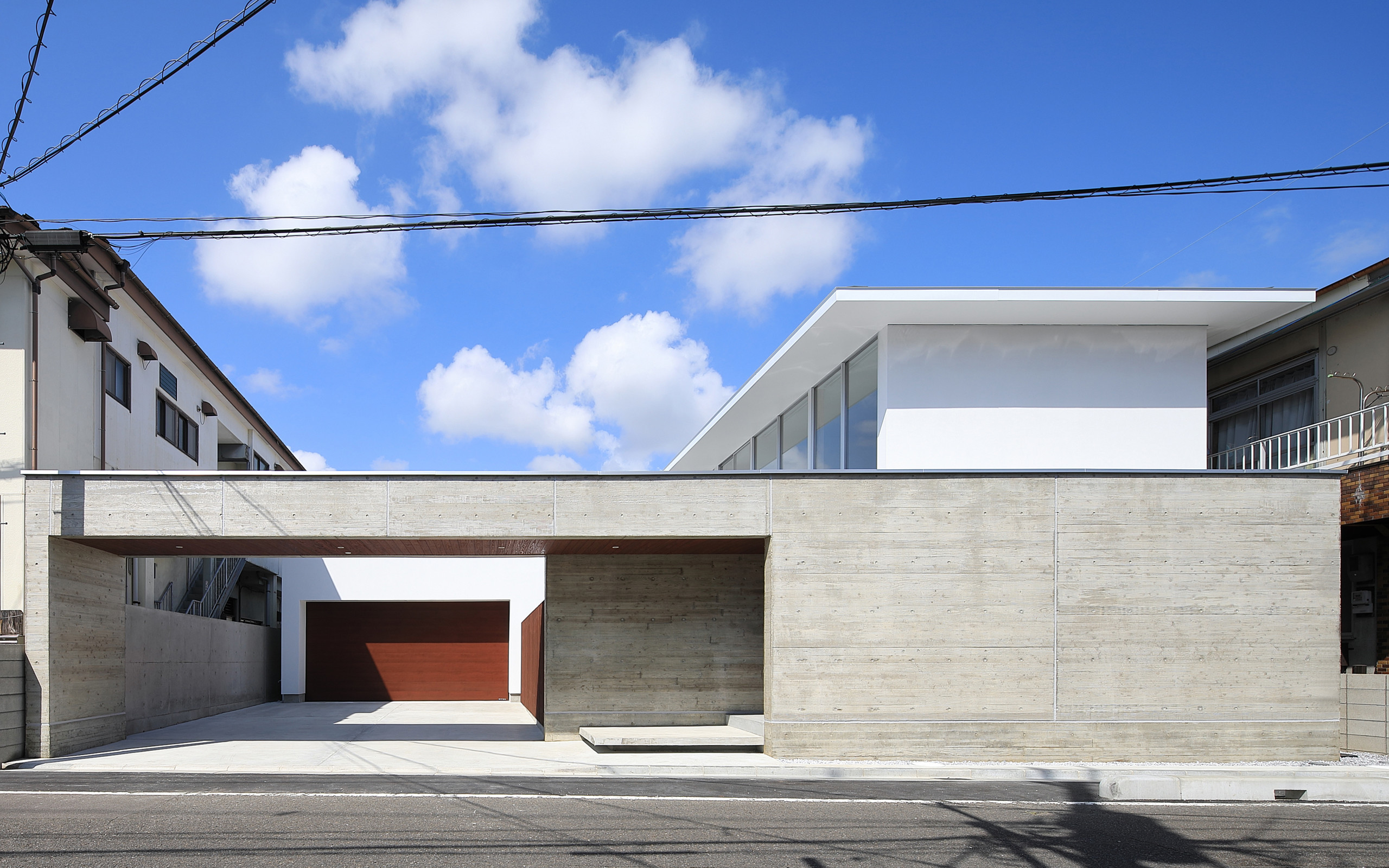 Residence Mの建築事例写真