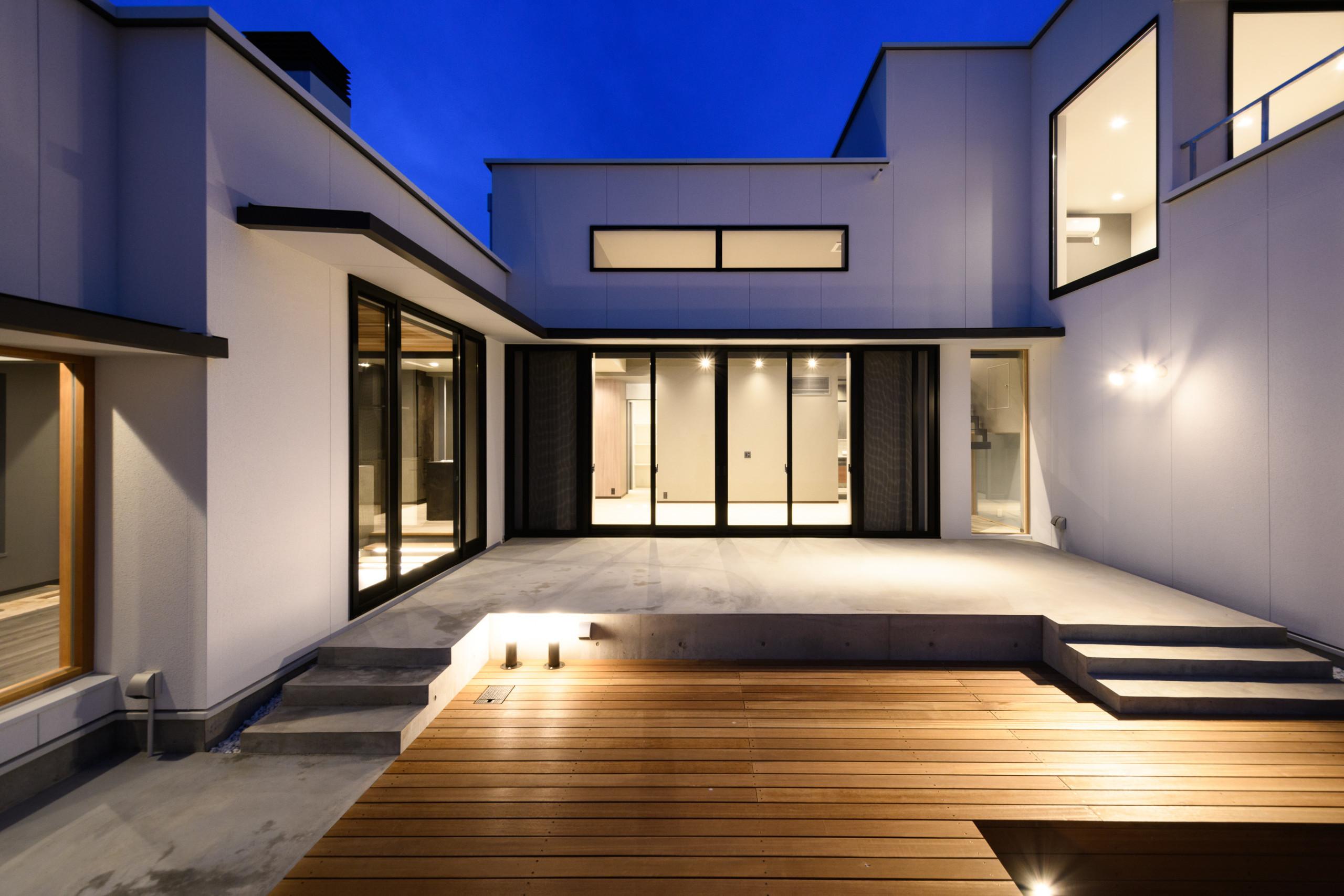 皆が集う家の建築事例写真