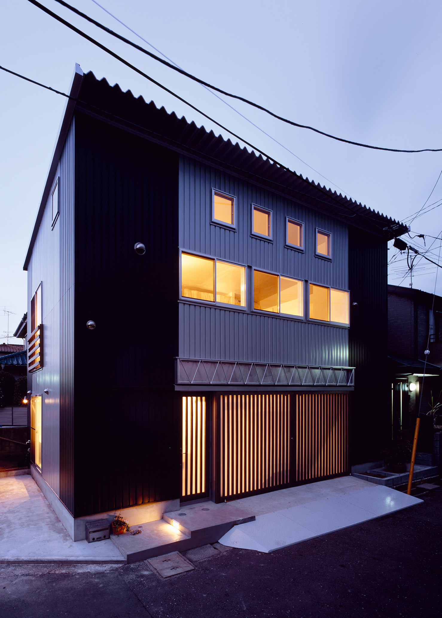 The Garage HOUSEの建築事例写真