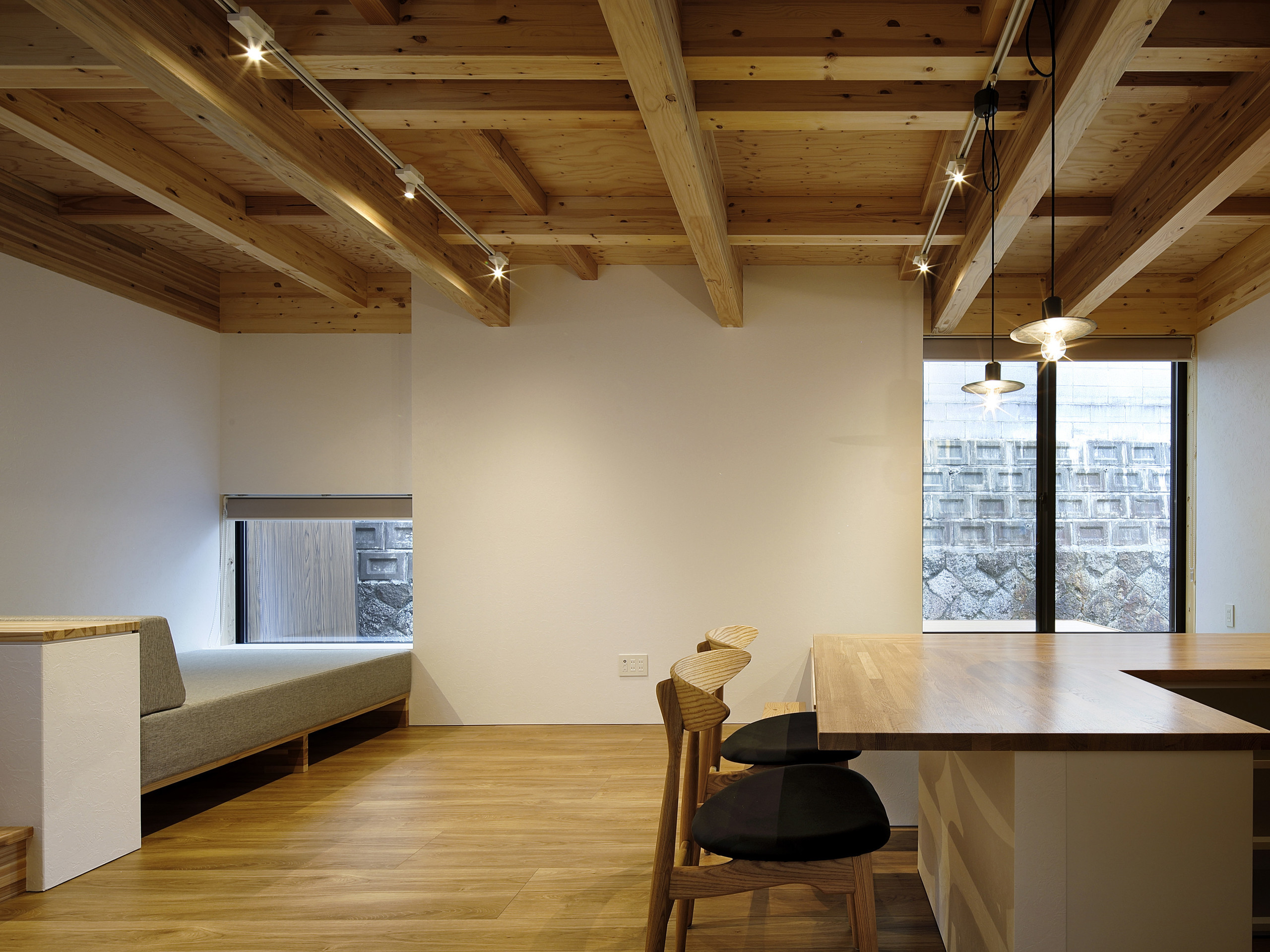 桜本町の家 新築工事の建築事例写真